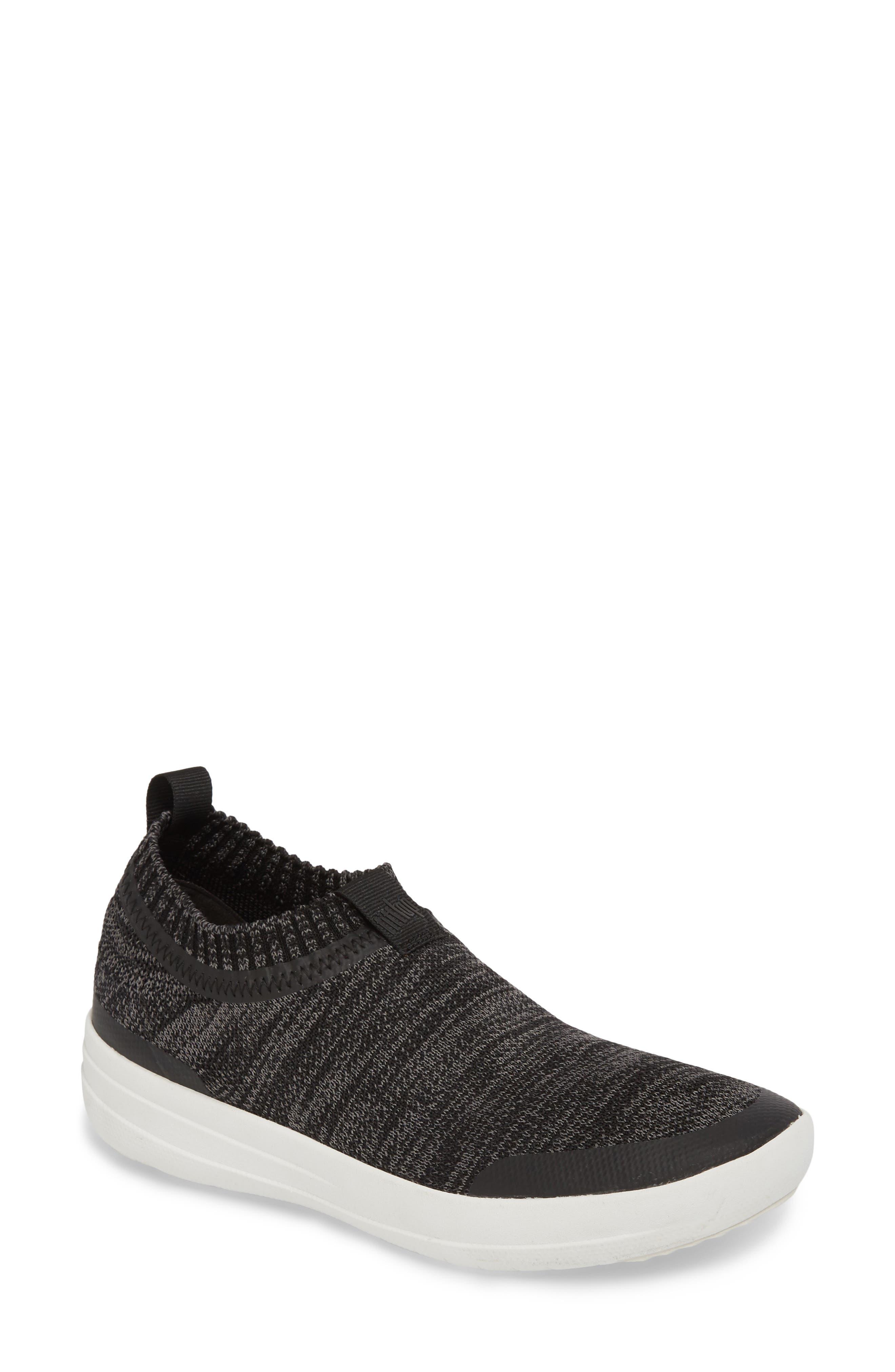 FitFlop Uberknit Knit Sock Sneaker (Women)