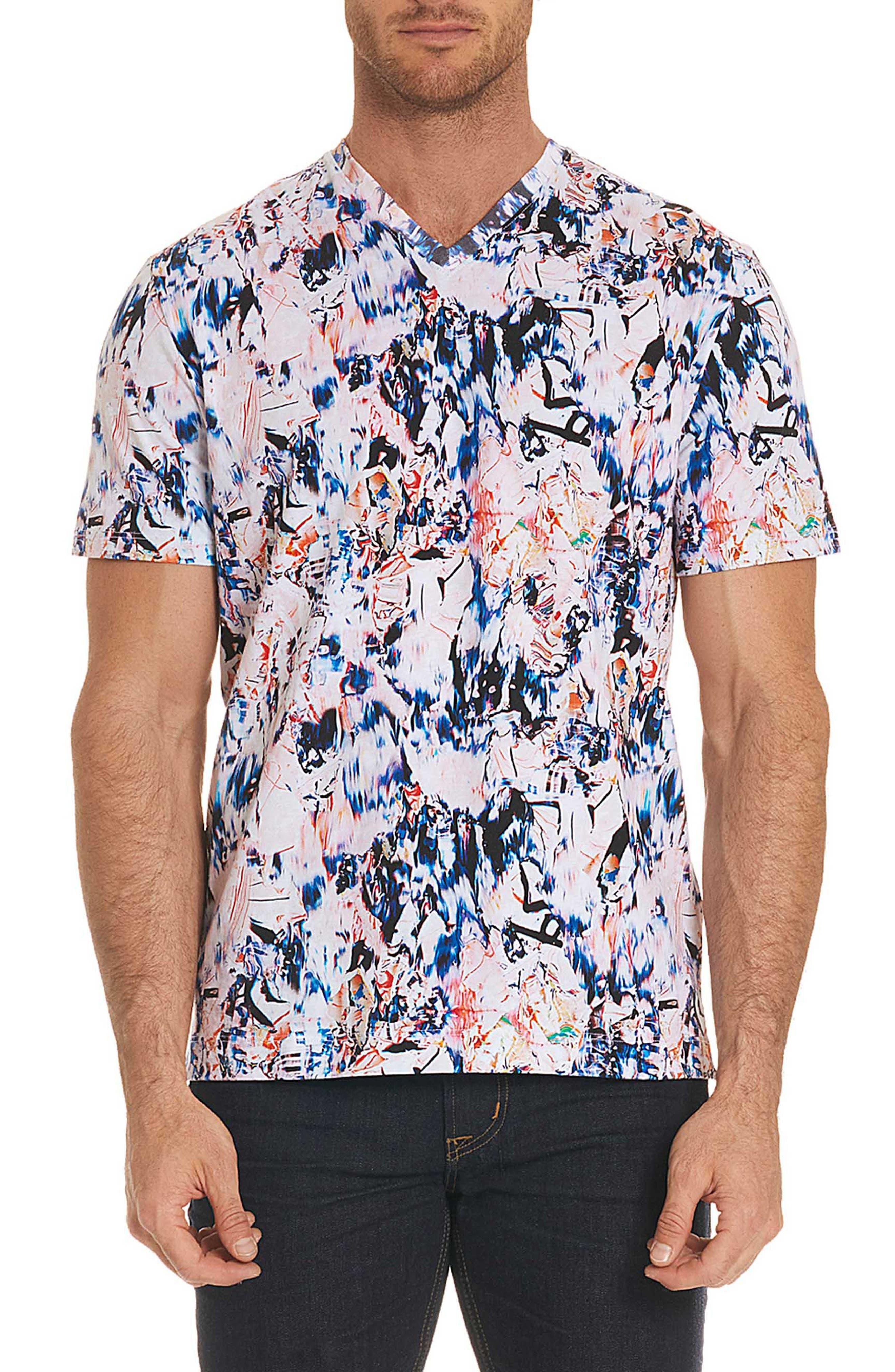 Lima T-Shirt,                             Main thumbnail 1, color,                             Multi