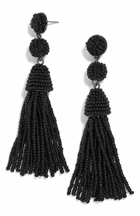 Baublebar Granita Beaded Tel Earrings