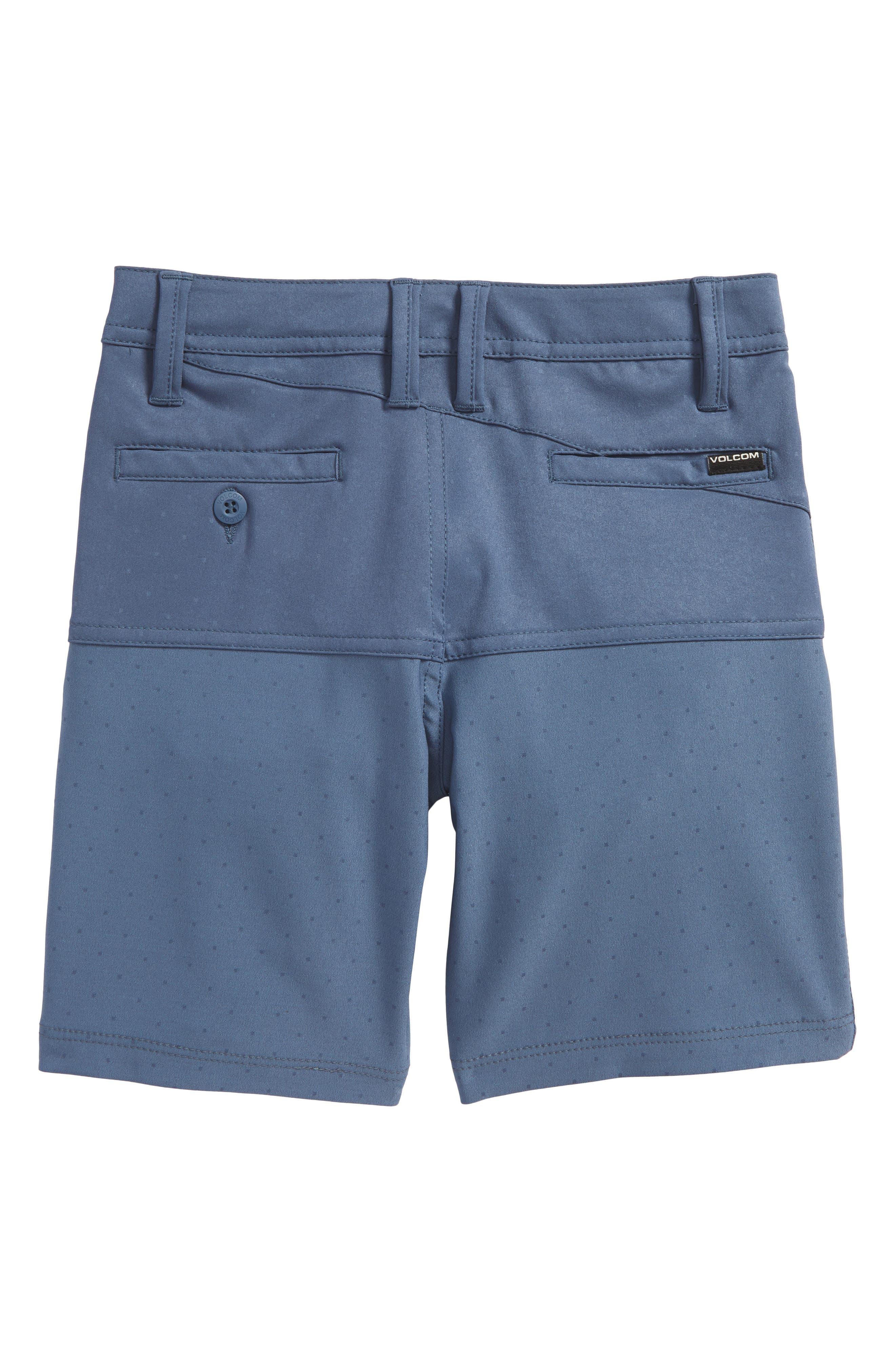 Surf N' Turf Hybrid Shorts,                             Alternate thumbnail 2, color,                             Deep Blue