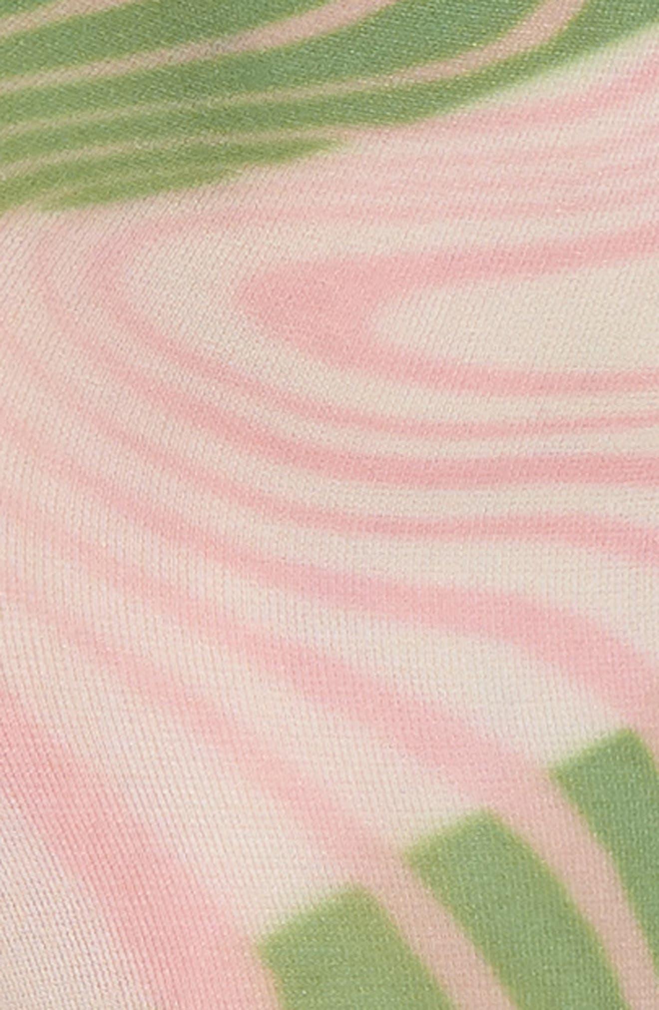 Mia Ankle Socks,                             Alternate thumbnail 2, color,                             Pink