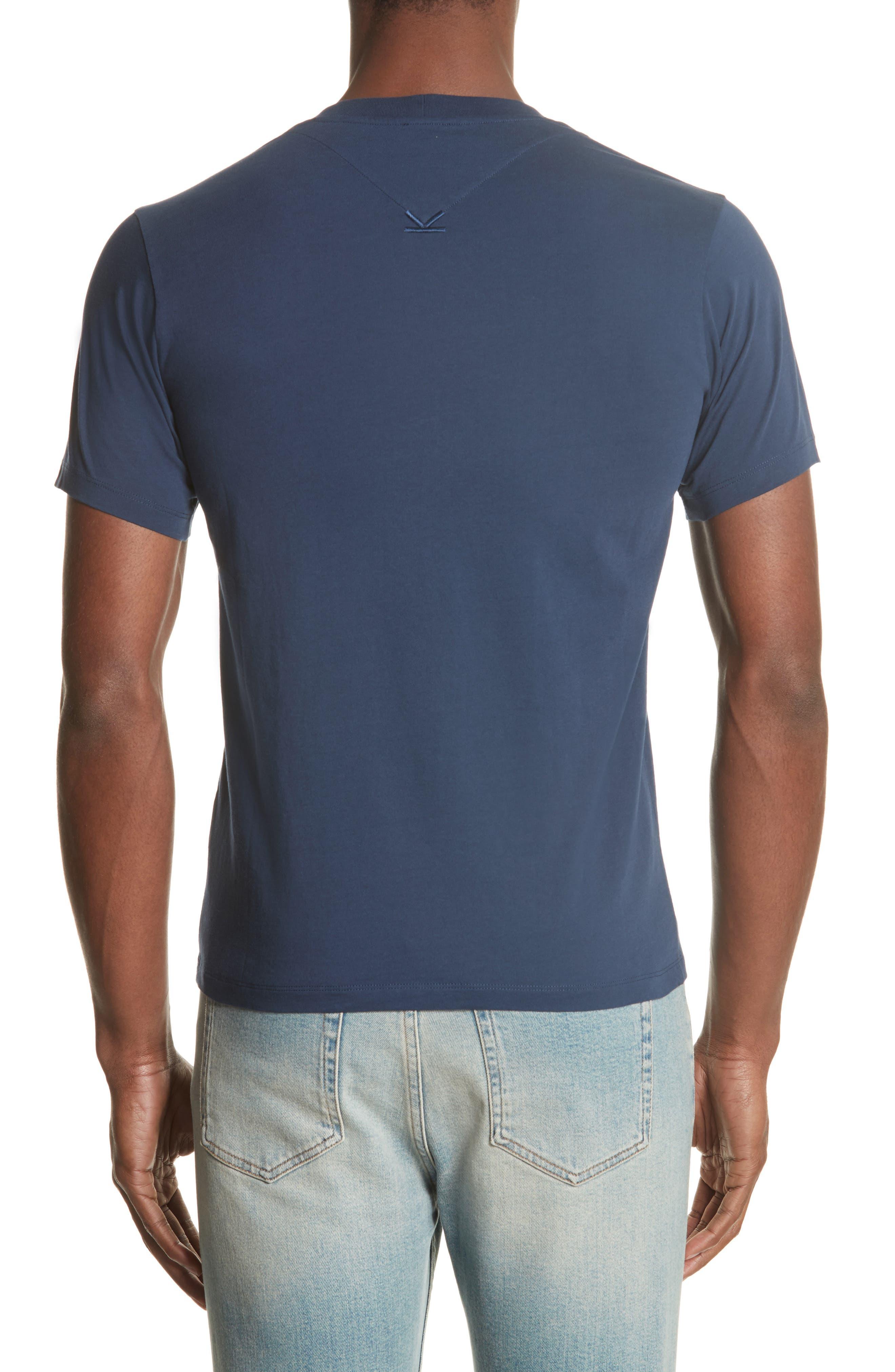 Cursive Logo Graphic T-Shirt,                             Alternate thumbnail 2, color,                             Ink