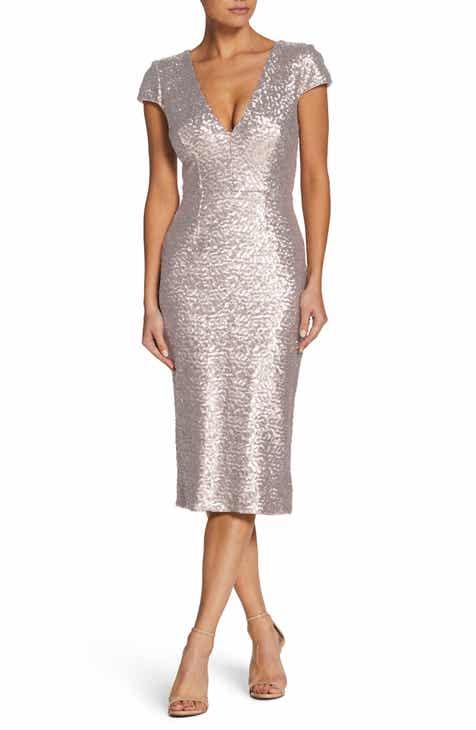 Women\'s Pink Sequin Dresses | Nordstrom