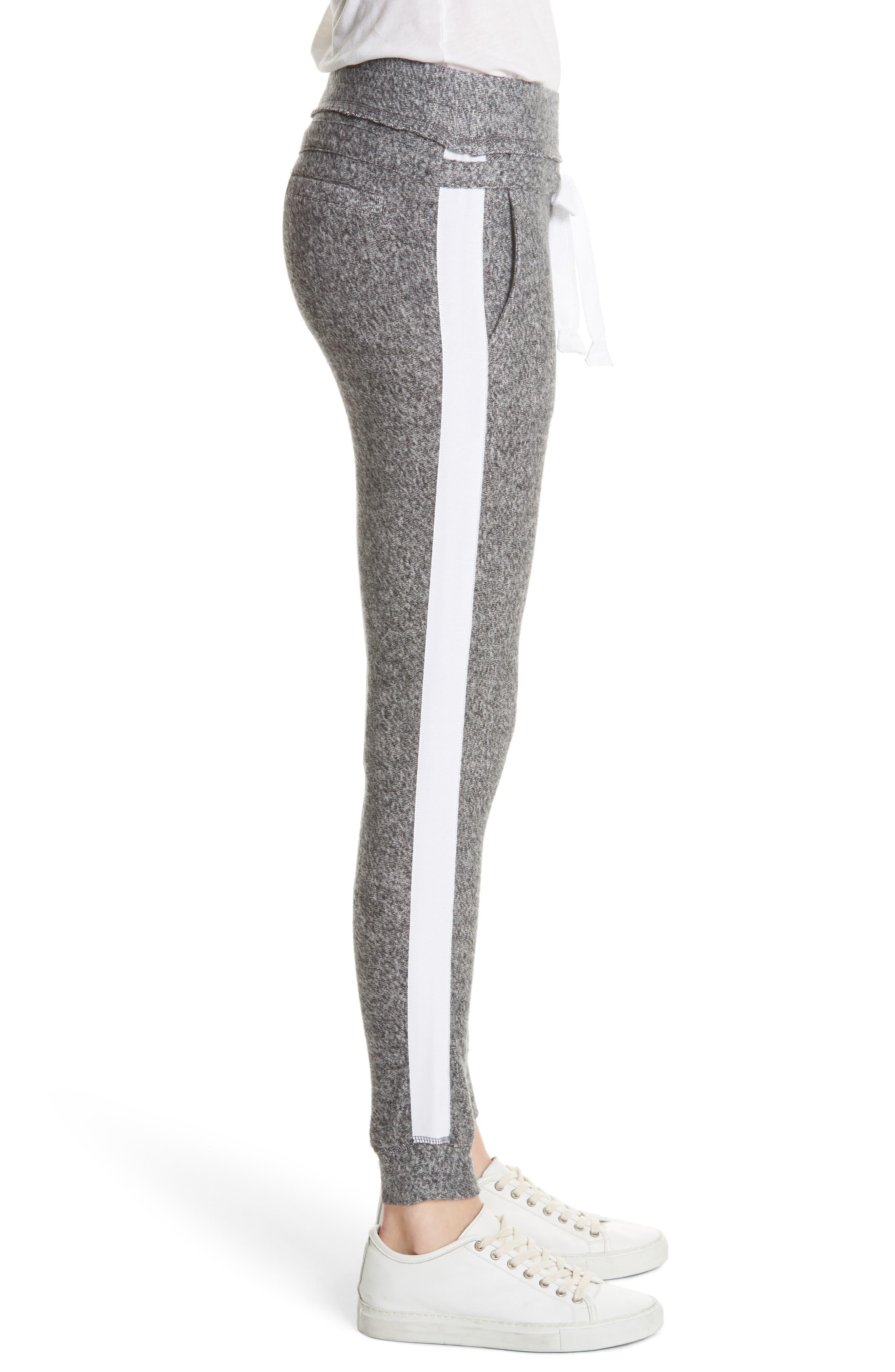 Fleece Sweatpants,                             Alternate thumbnail 3, color,                             Grey