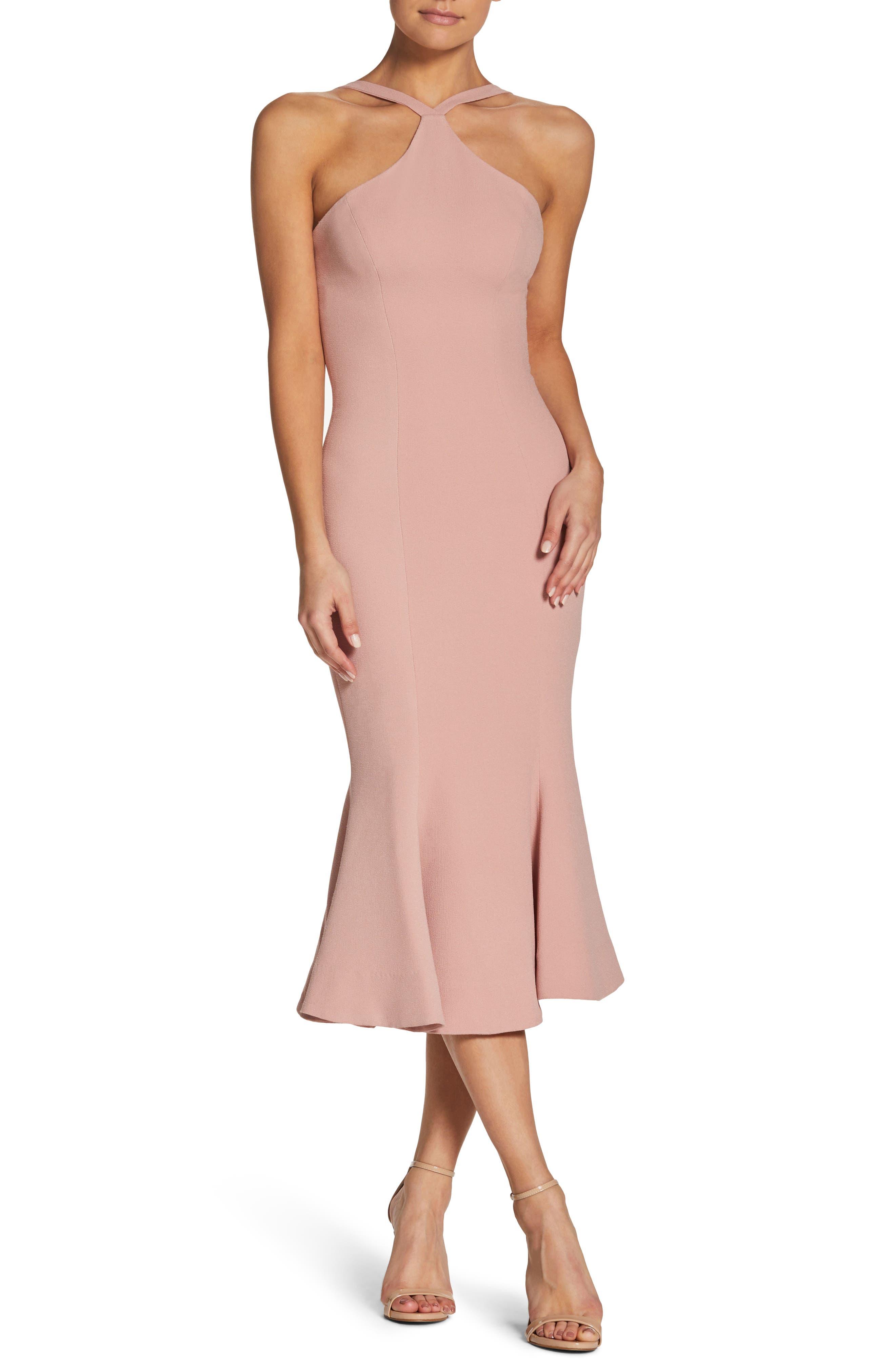 Pink Cocktail & Party Dresses | Nordstrom