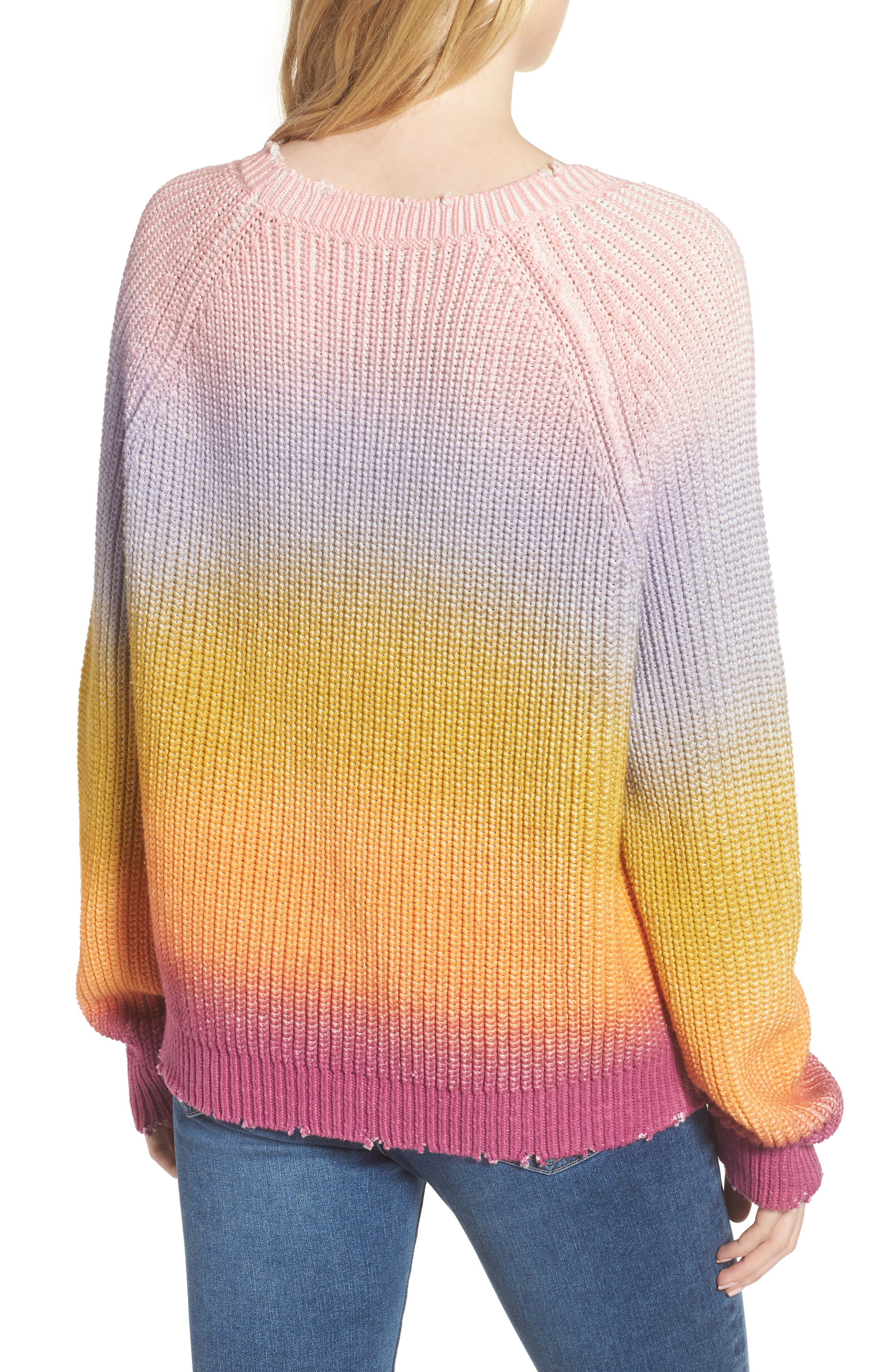Kary Sweater,                             Alternate thumbnail 2, color,                             Multicolor
