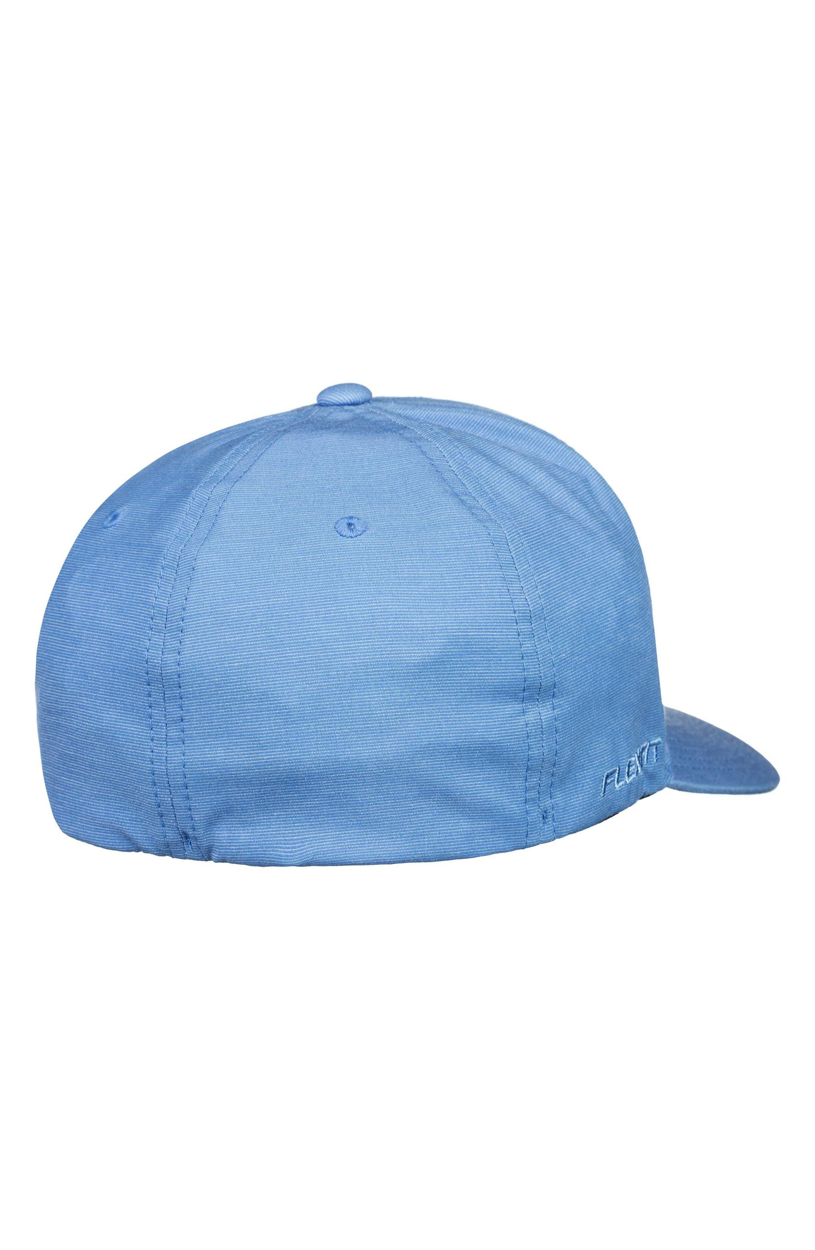 Texturizer Flexfit Ball Cap,                             Alternate thumbnail 2, color,                             Silver Lake Blue