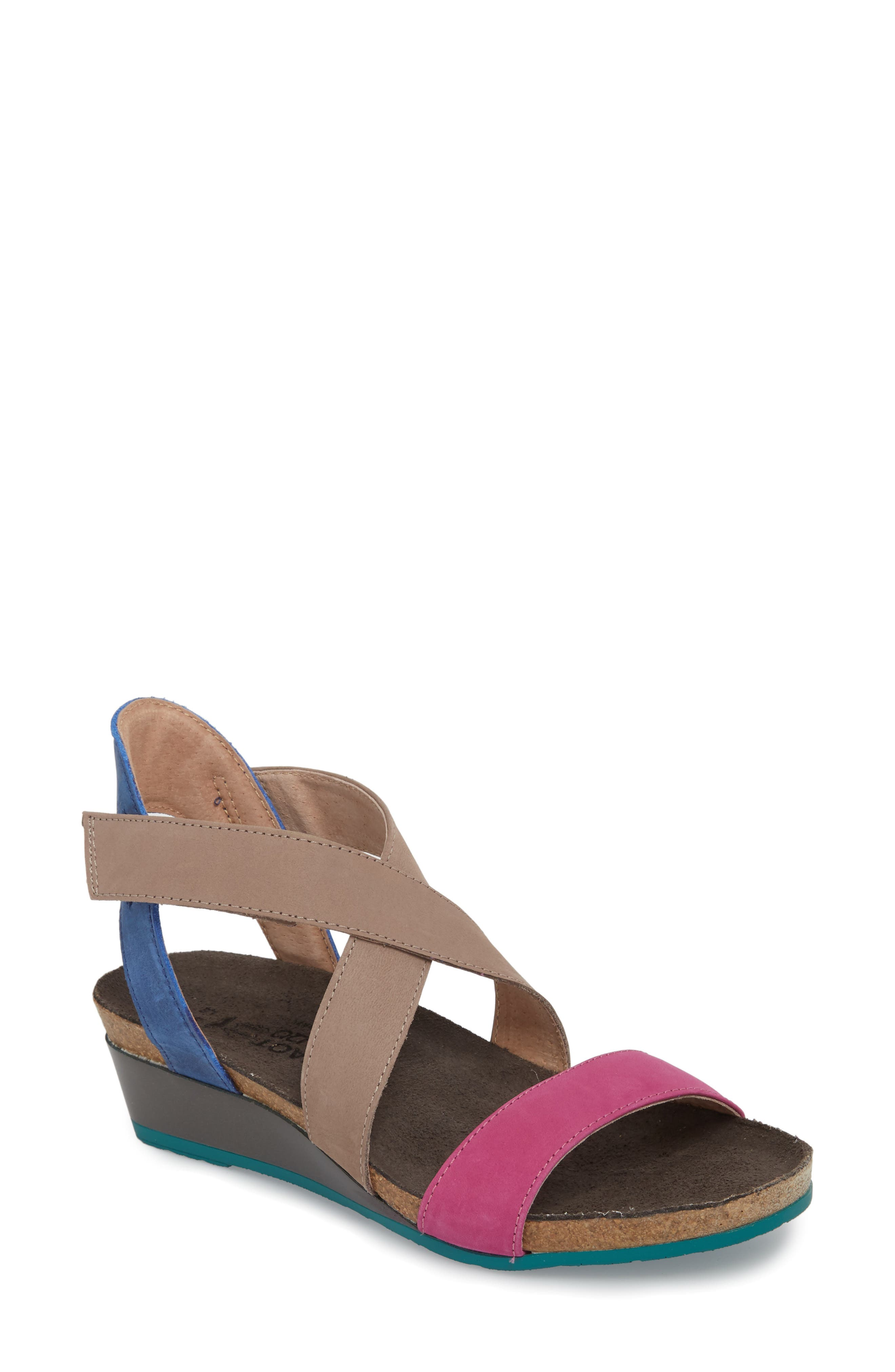 Naot Vixen Wedge Sandal (Women)