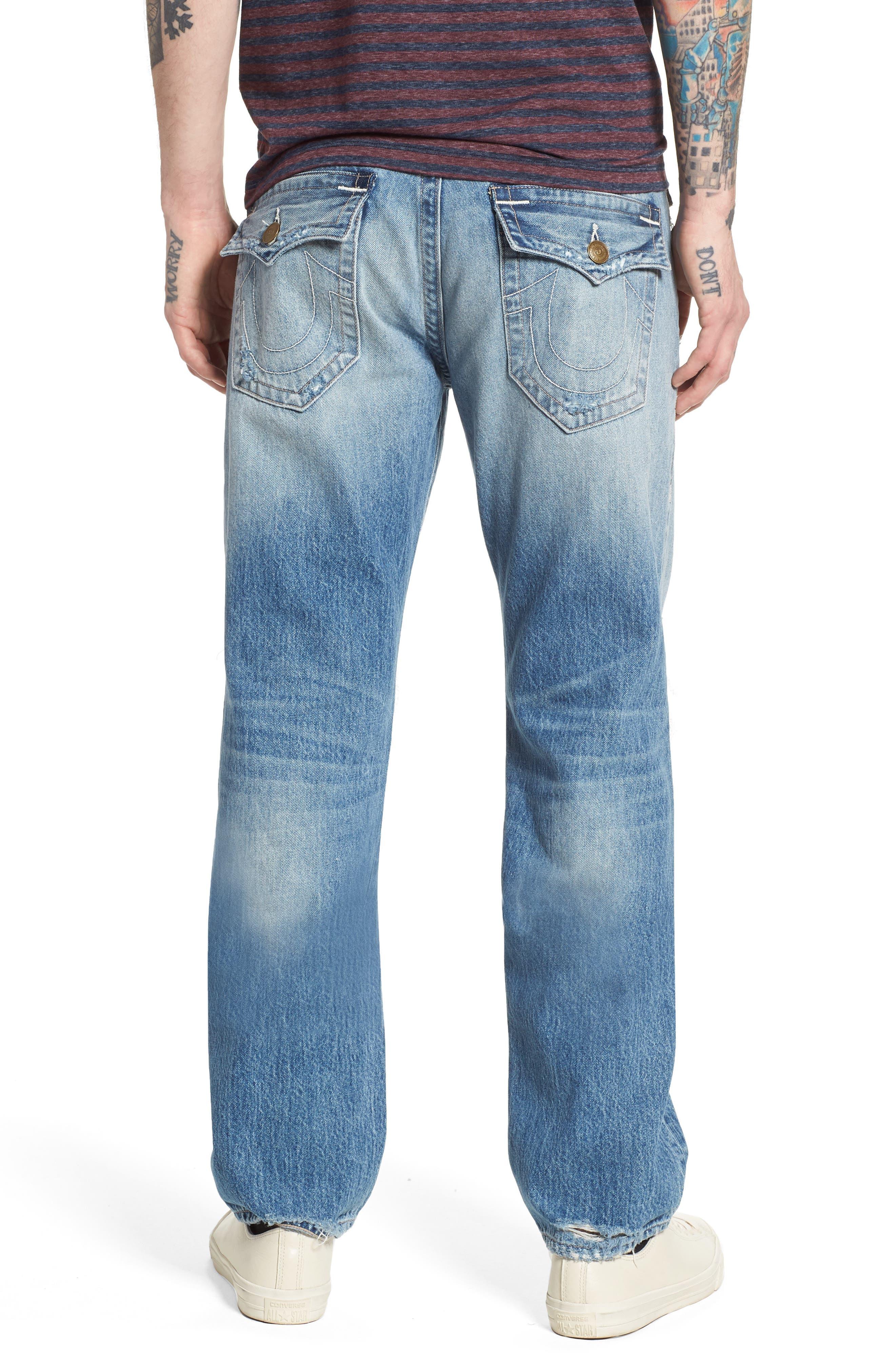 Geno Straight Leg Jeans,                             Alternate thumbnail 2, color,                             Eqnm Delinguent