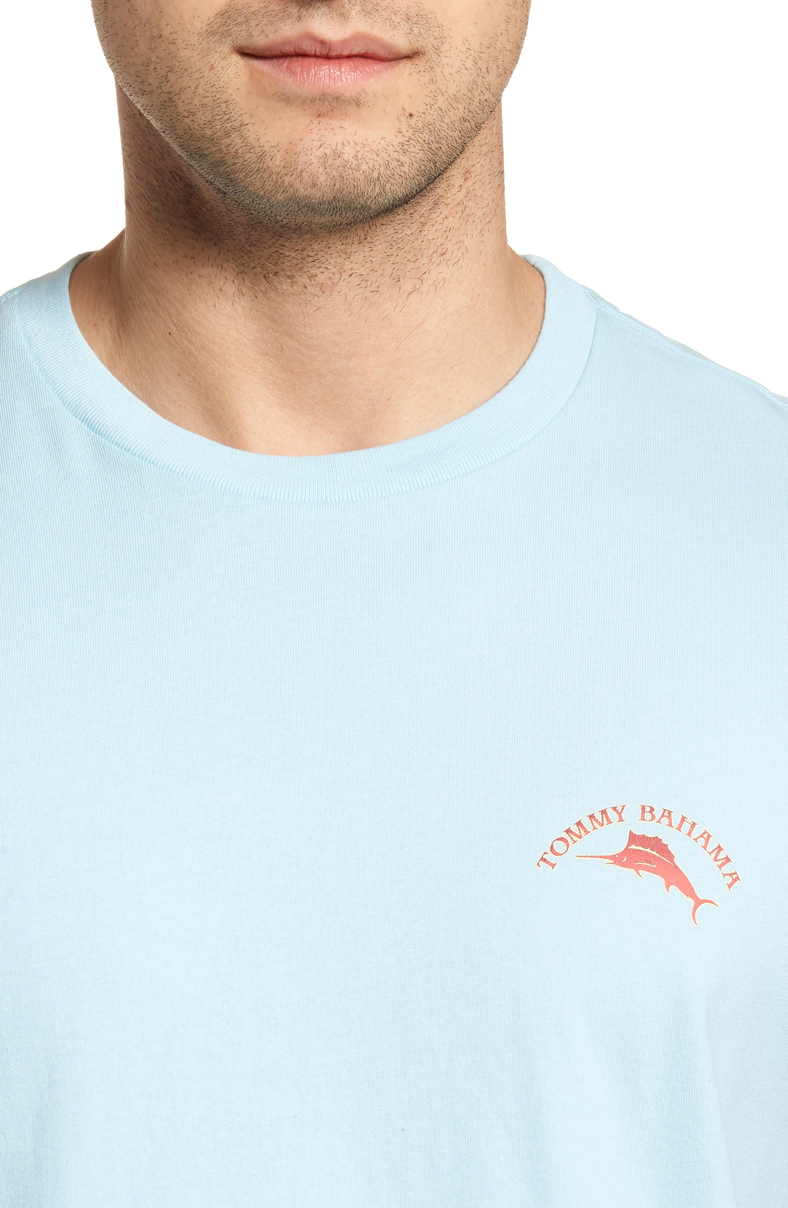 Zinspiration T-Shirt,                             Alternate thumbnail 4, color,                             Opal