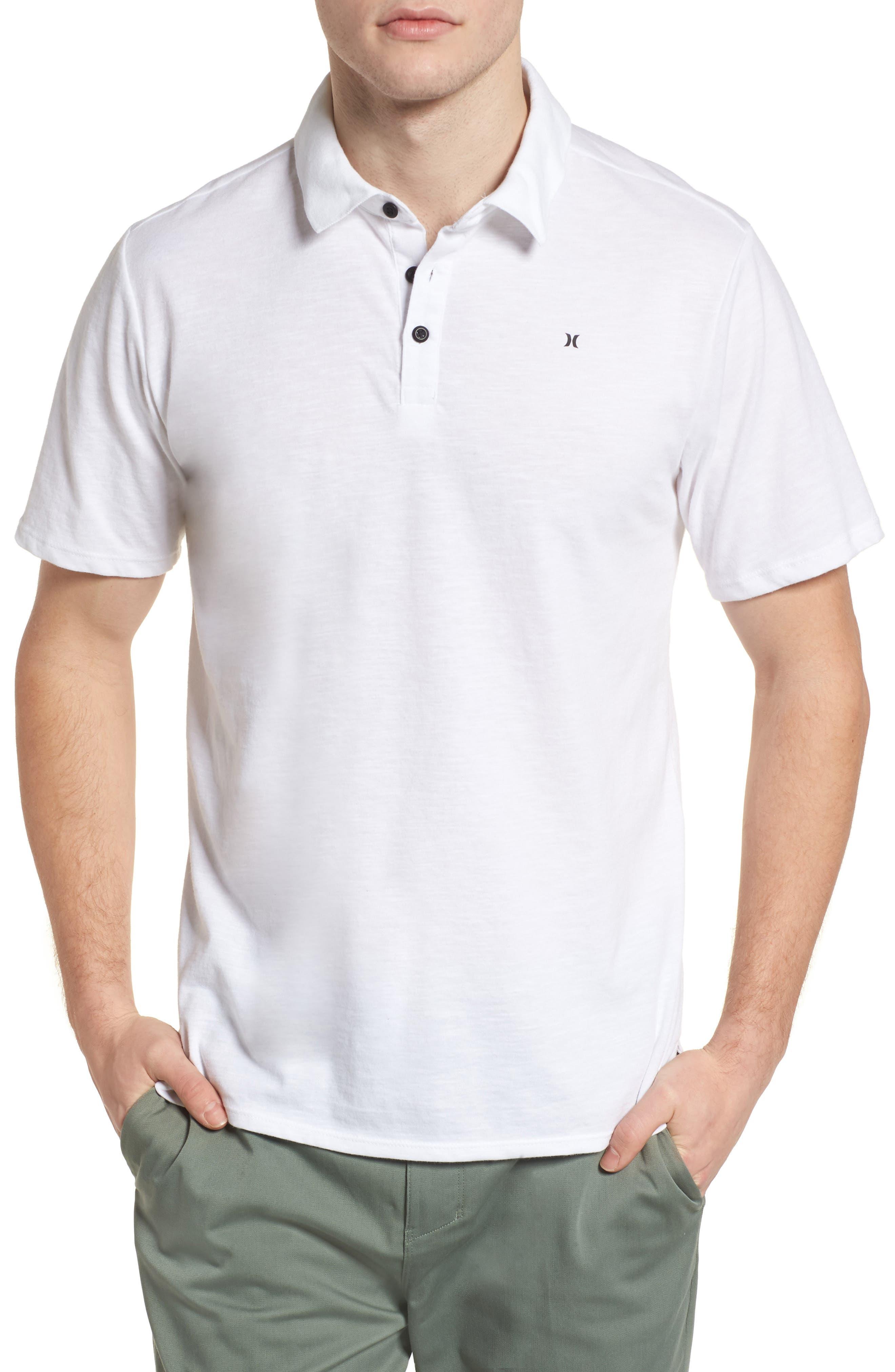 Dry Lagos Polo,                         Main,                         color, White