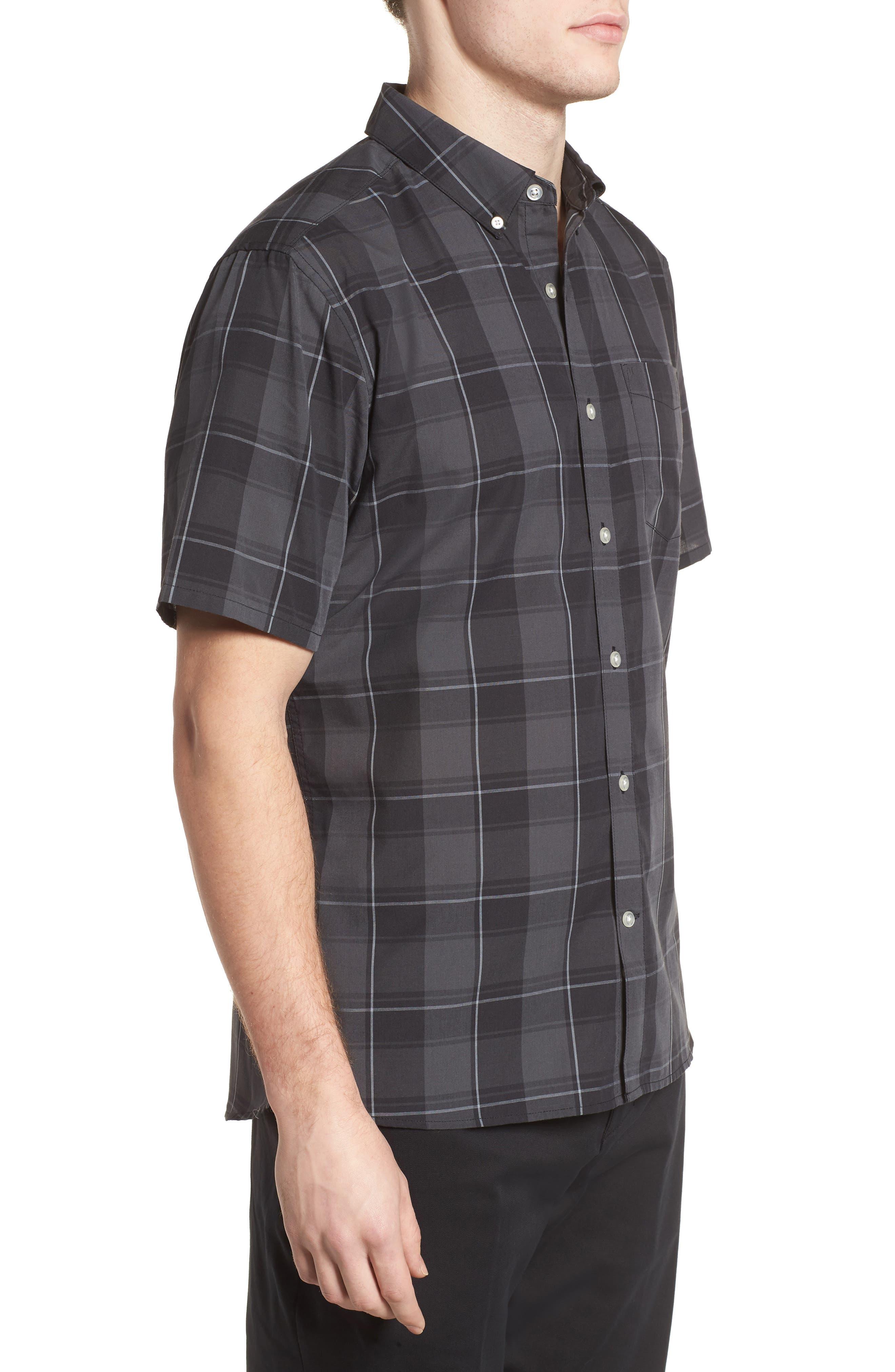 Dri-FIT Castell Shirt,                             Alternate thumbnail 4, color,                             Black