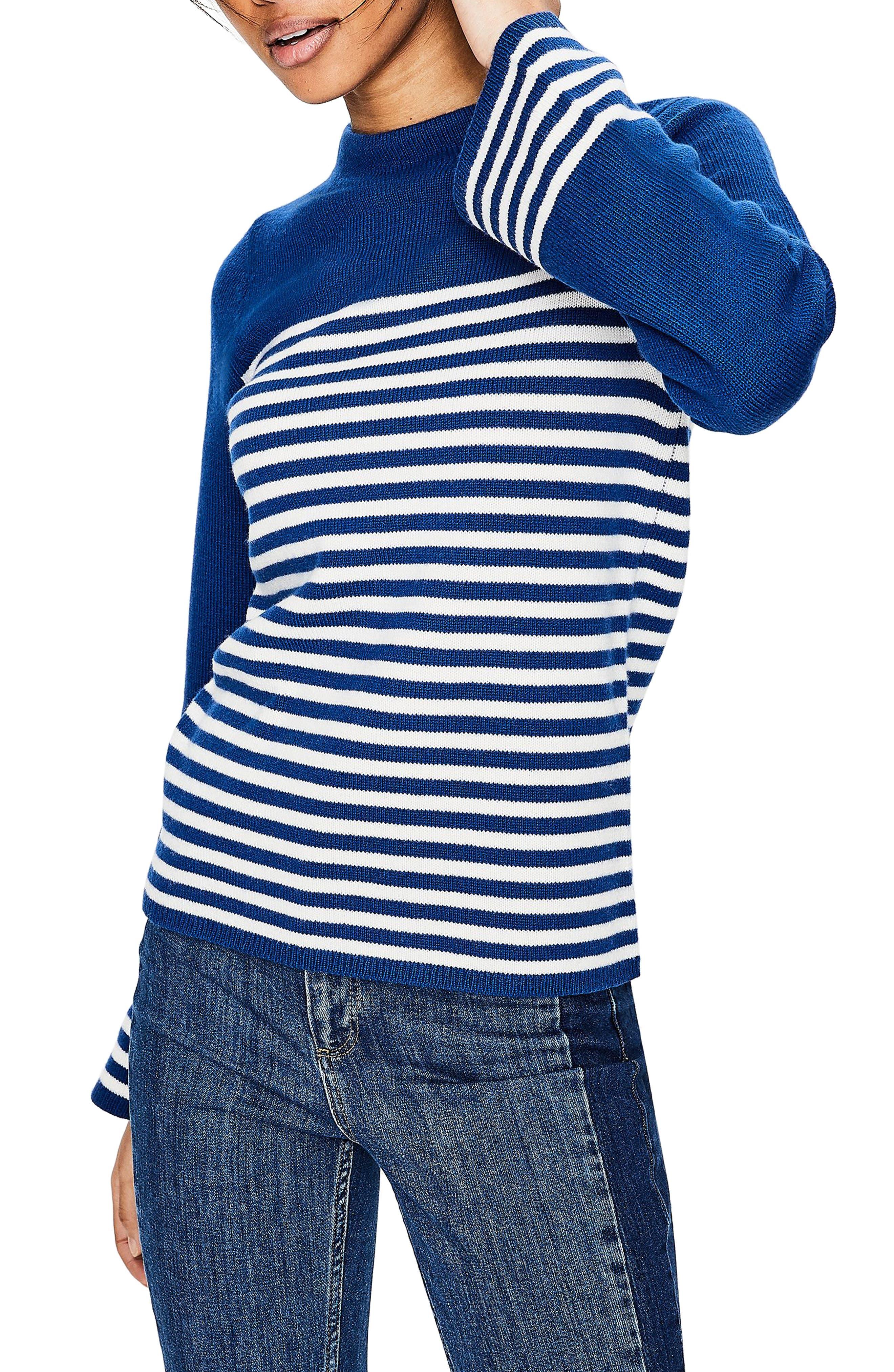 Boden Stripe Sweater