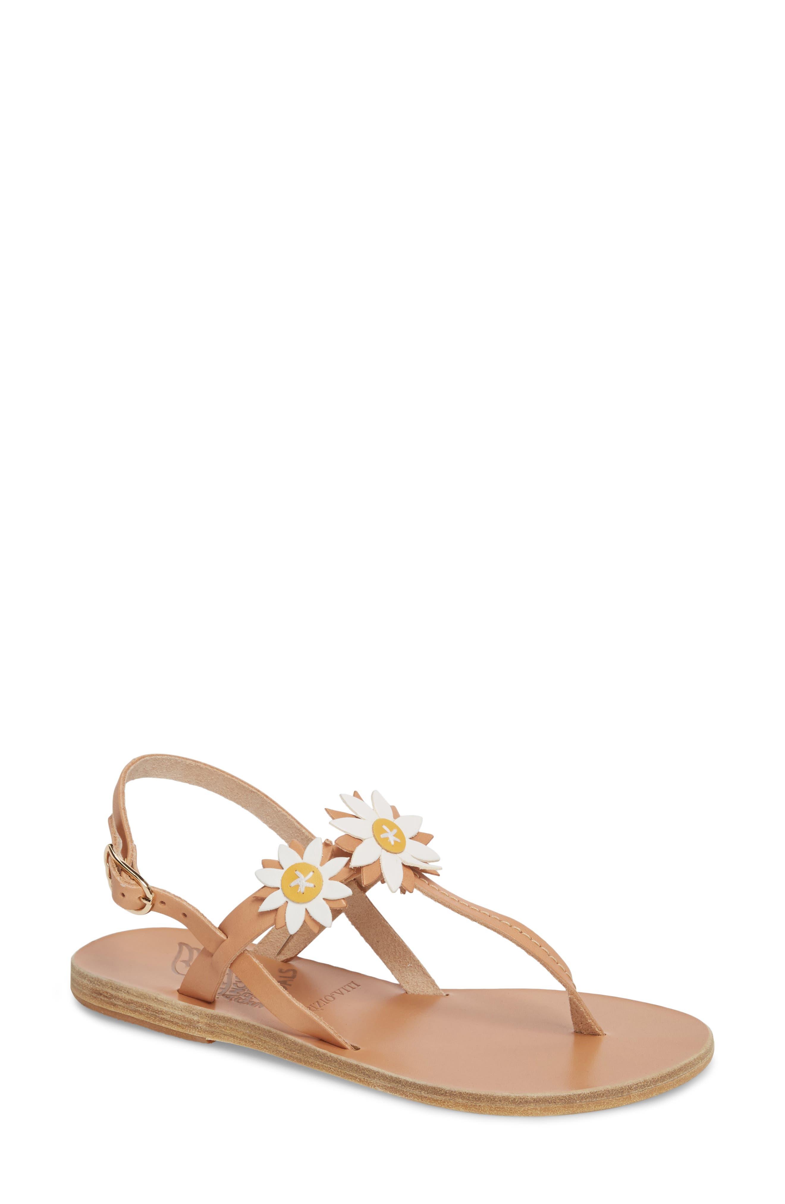 Ancient Greek Sandals Women's Sylvie Sandal
