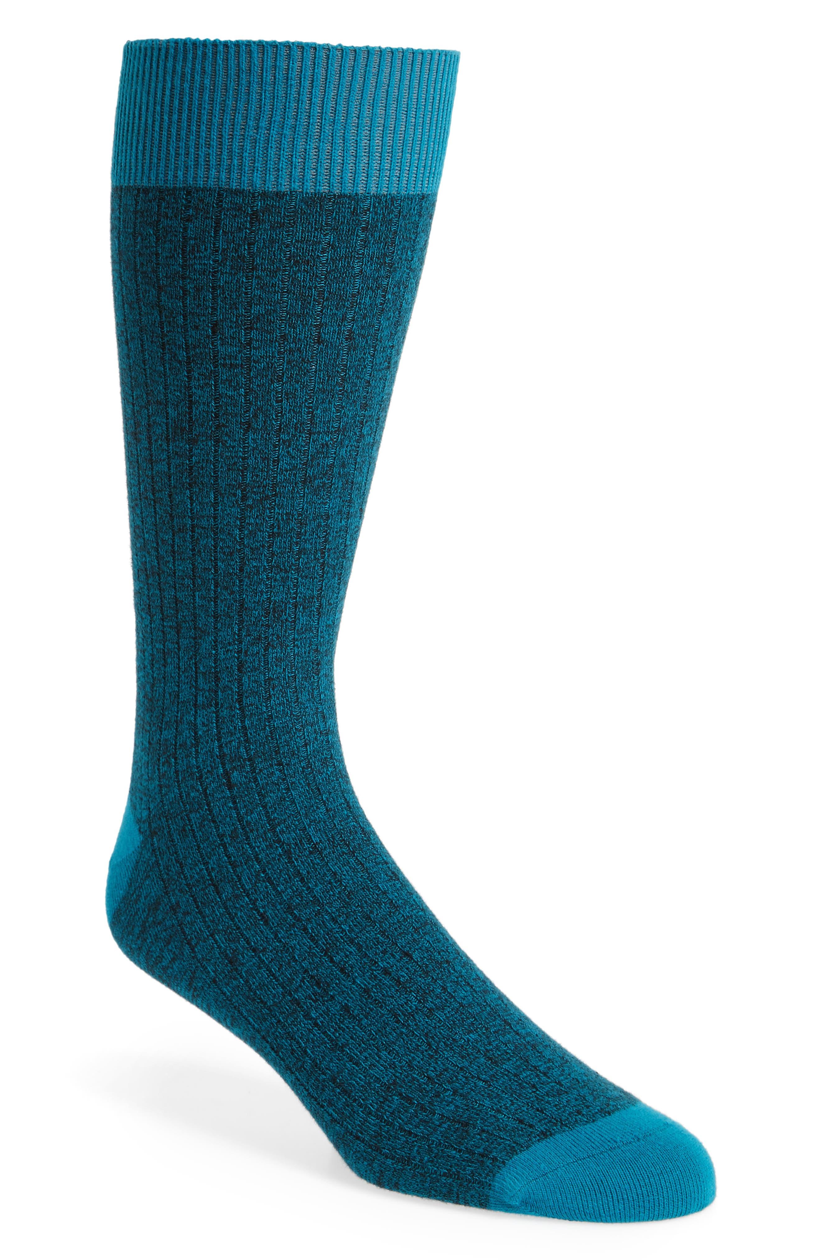Ted Baker London Polbray Ribbed Socks