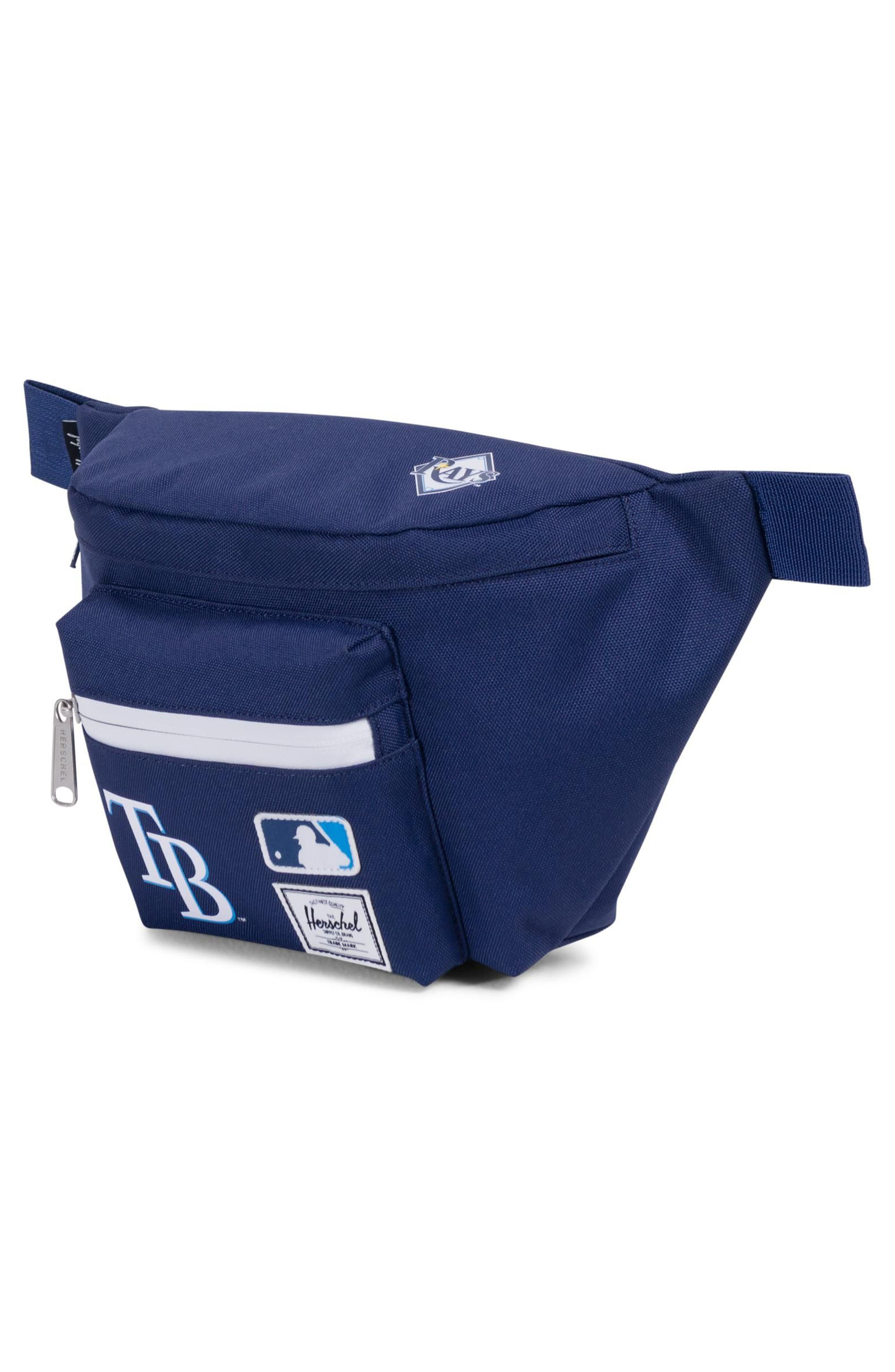 MLB American League Hip Pack,                             Alternate thumbnail 2, color,                             Tampa Bay Rays