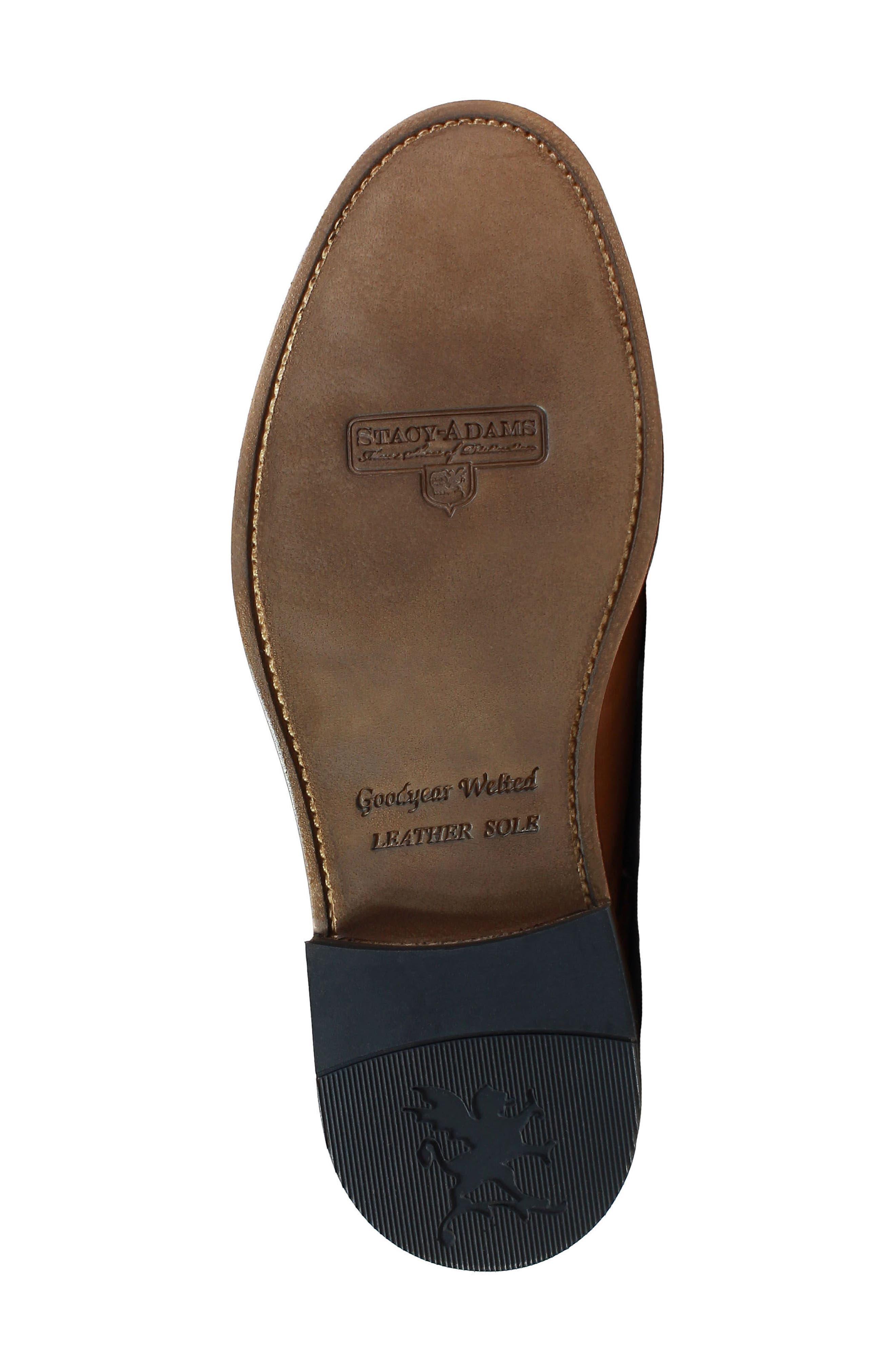 M2 Laser Cut Boot,                             Alternate thumbnail 6, color,                             Cognac Leather