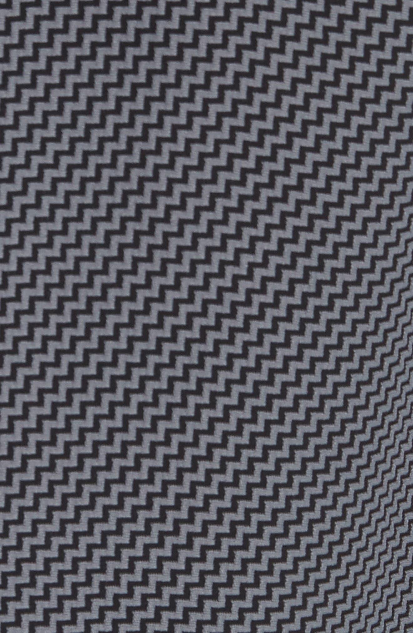 Stretch Crepe Blazer,                             Alternate thumbnail 5, color,                             Dark Grey