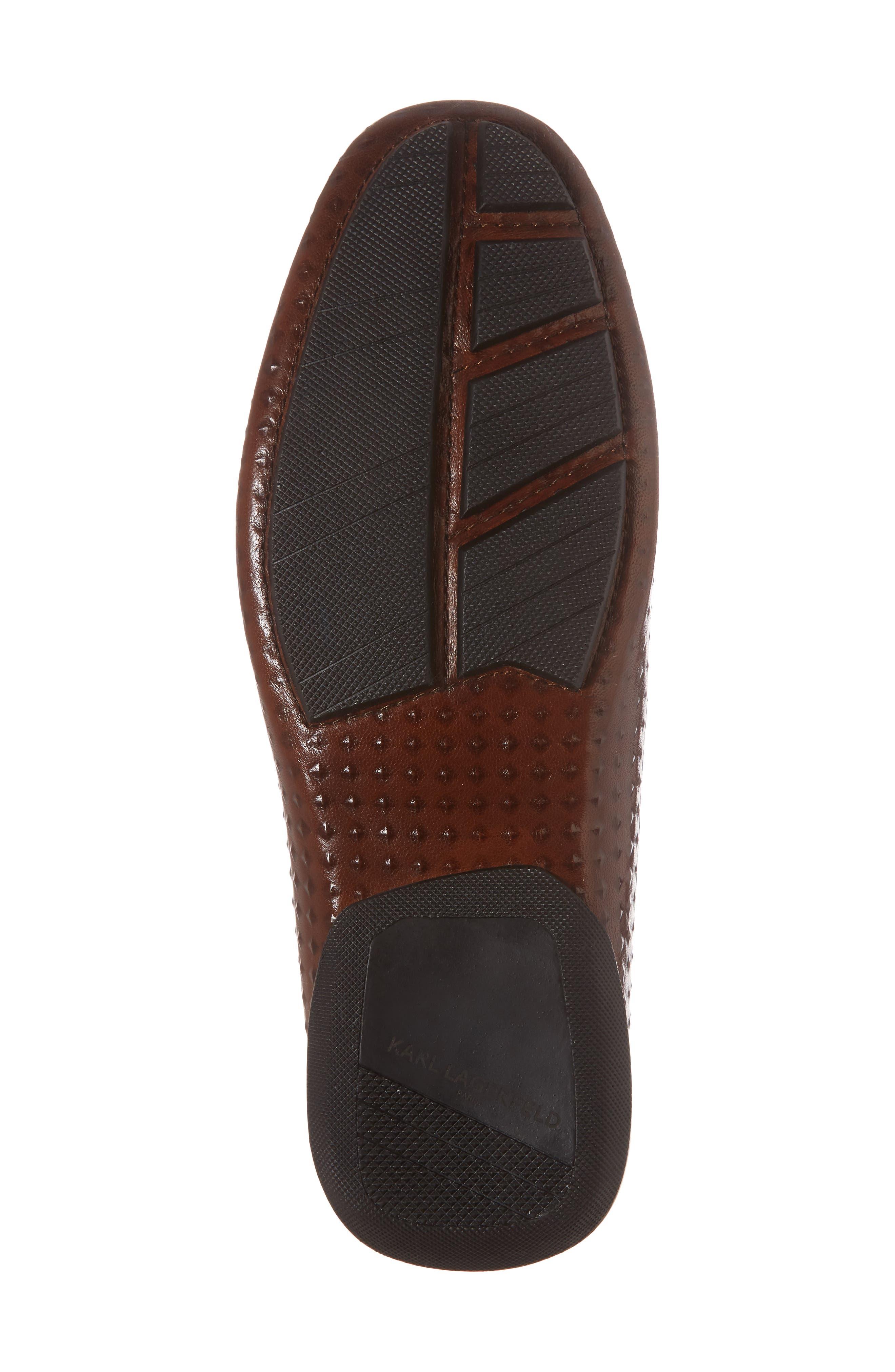 Driving Shoe,                             Alternate thumbnail 6, color,                             Cognac