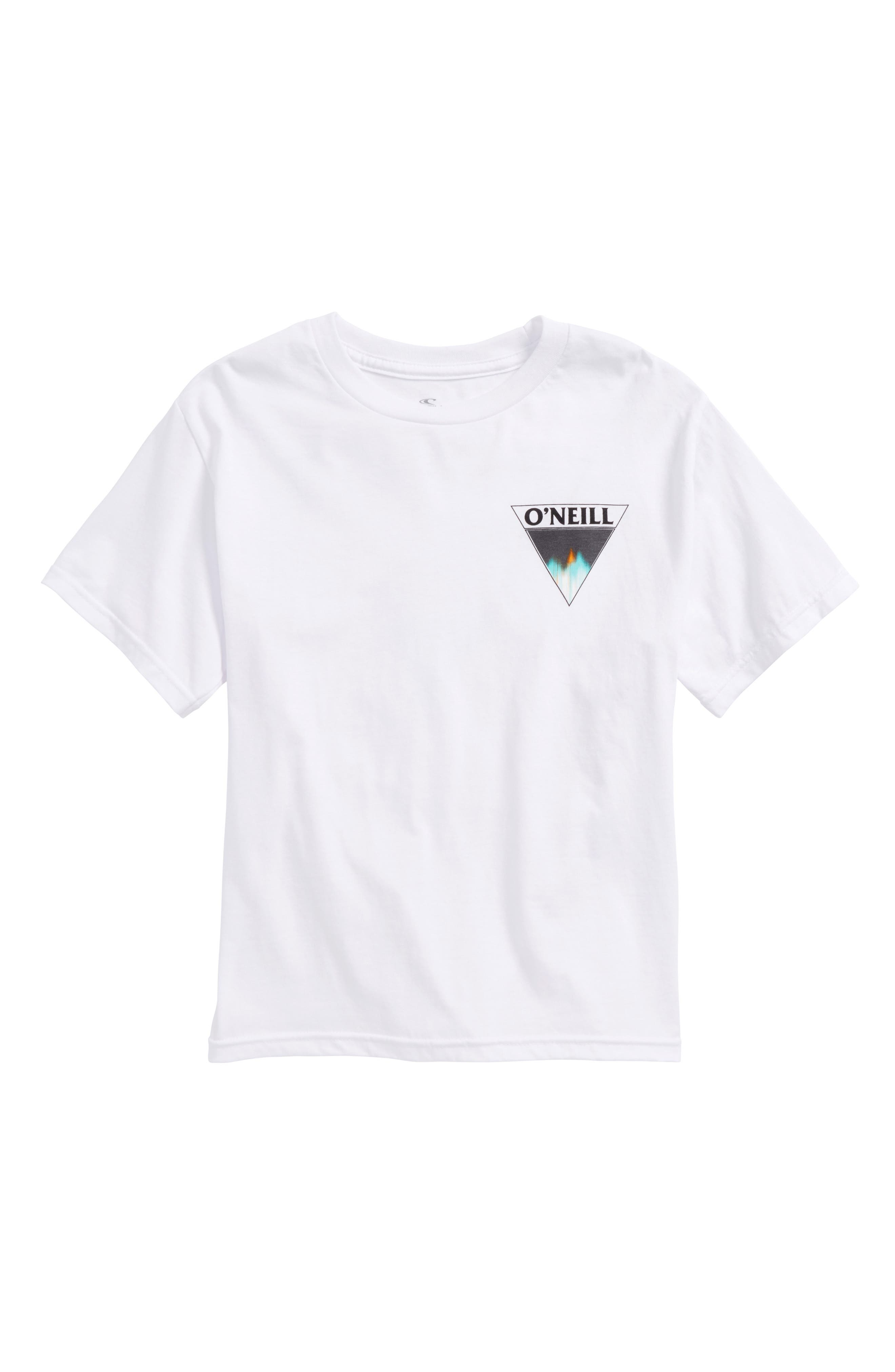 Streaker Graphic T-Shirt,                         Main,                         color, White