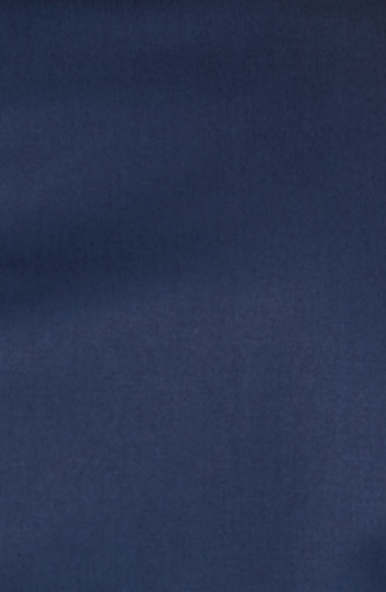 Trent Trim Fit Stretch Cotton Blazer,                             Alternate thumbnail 5, color,                             Navy