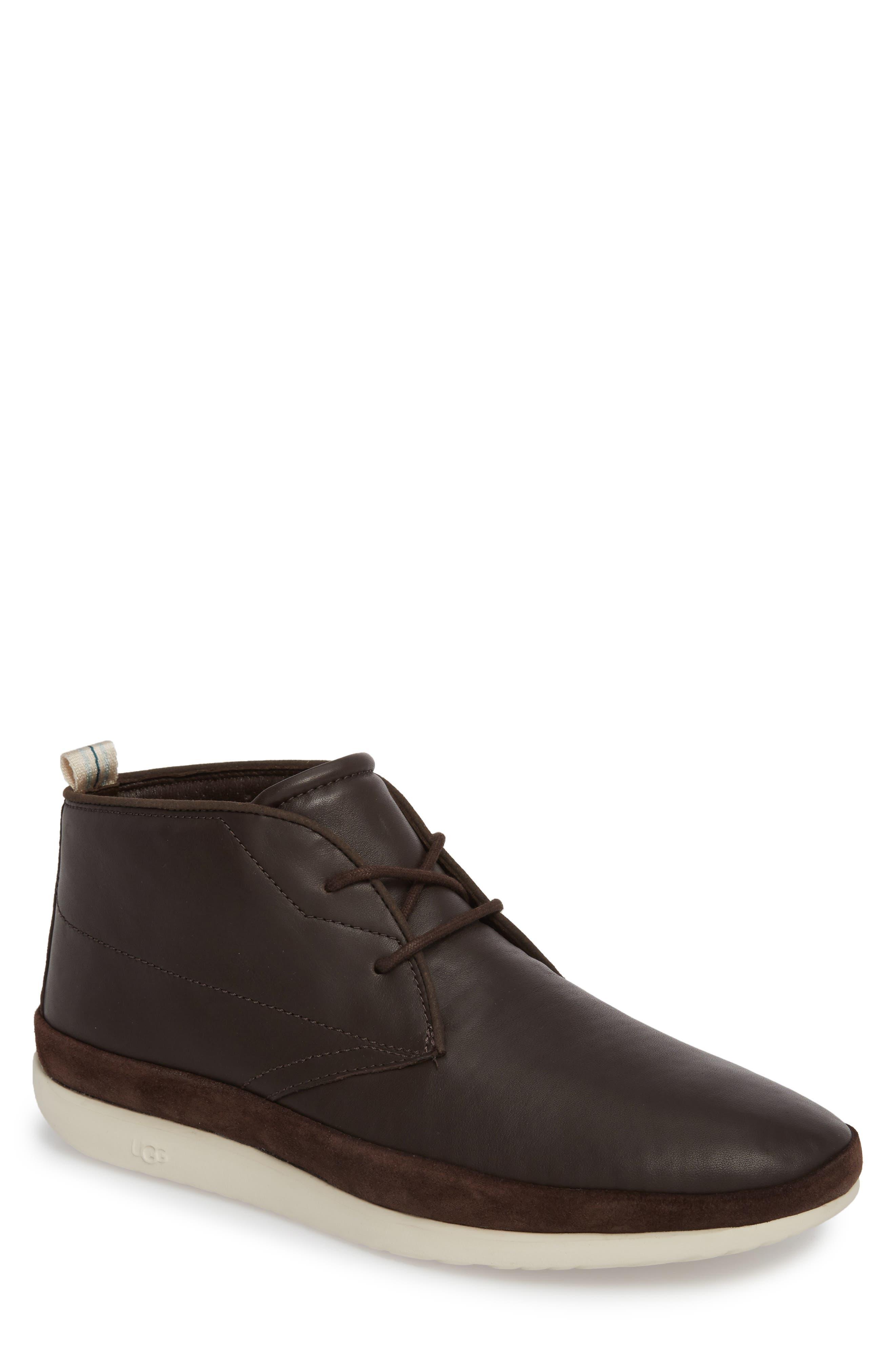 Cali Chukka Boot,                         Main,                         color, Stout Leather