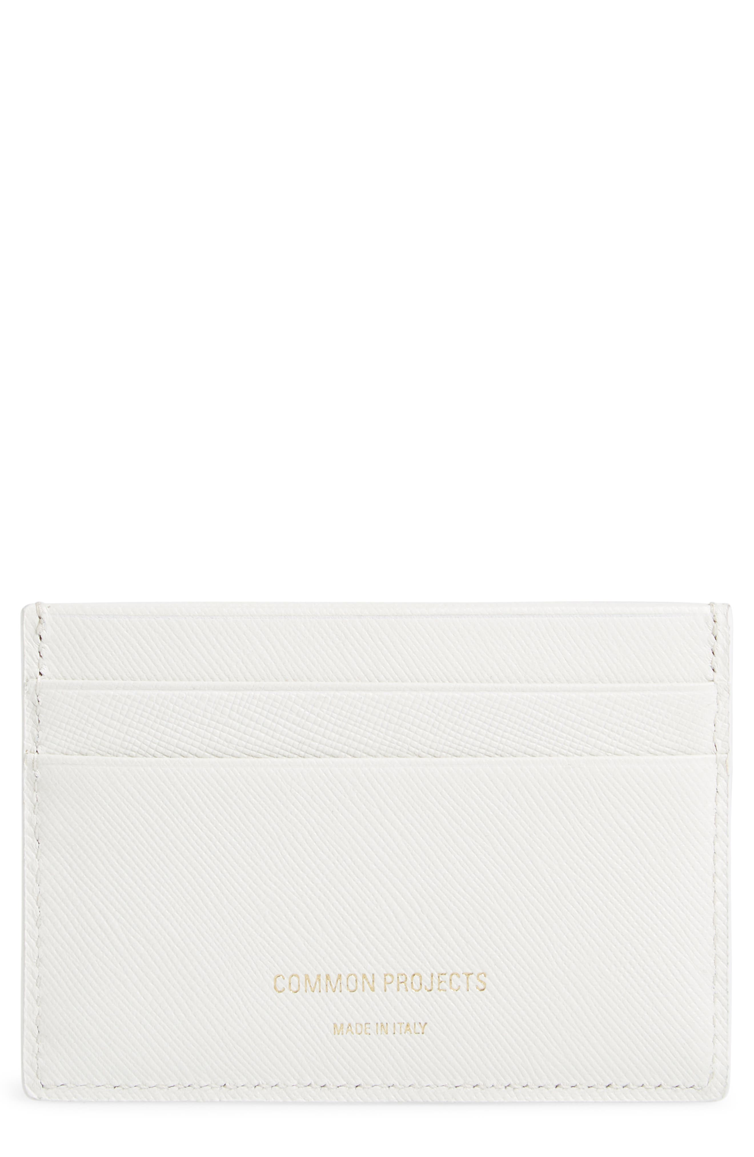Common Projects Leather Card Case