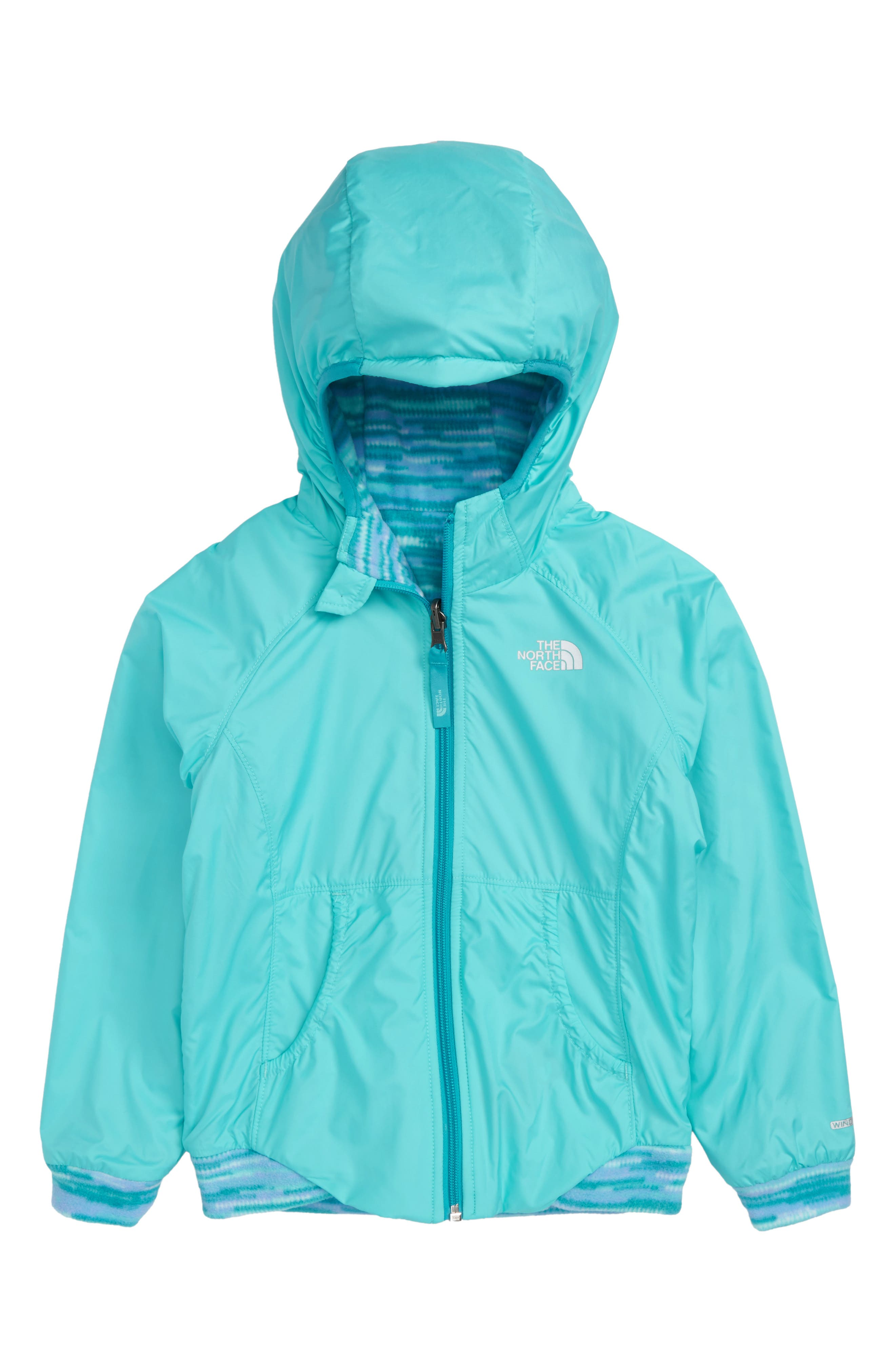 The North Face Breezeway Reversible Wind Jacket (Toddler Girls & Little Girls)