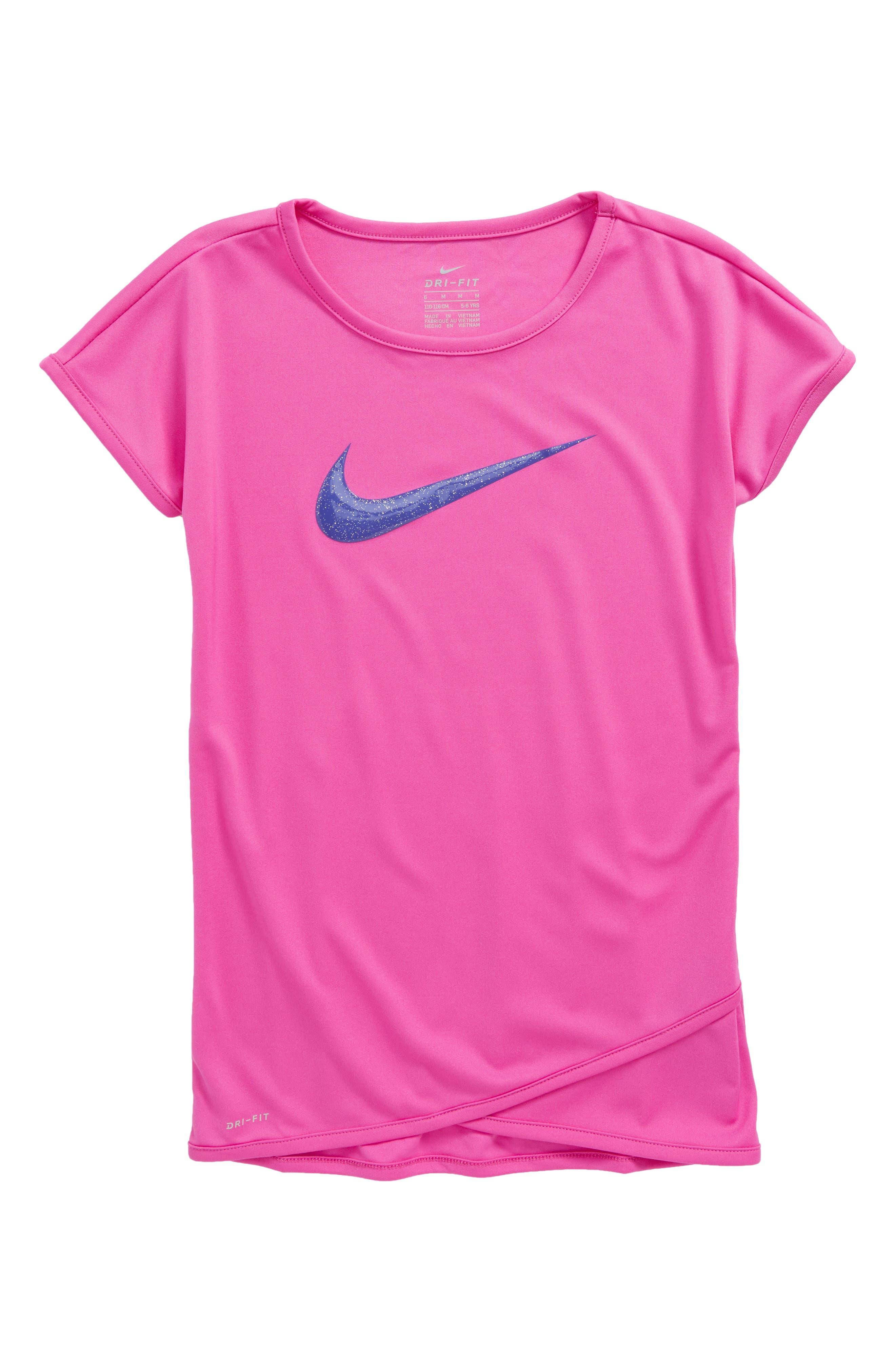 Nike Dry Swoosh Graphic Tunic (Toddler Girls & Little Girls)