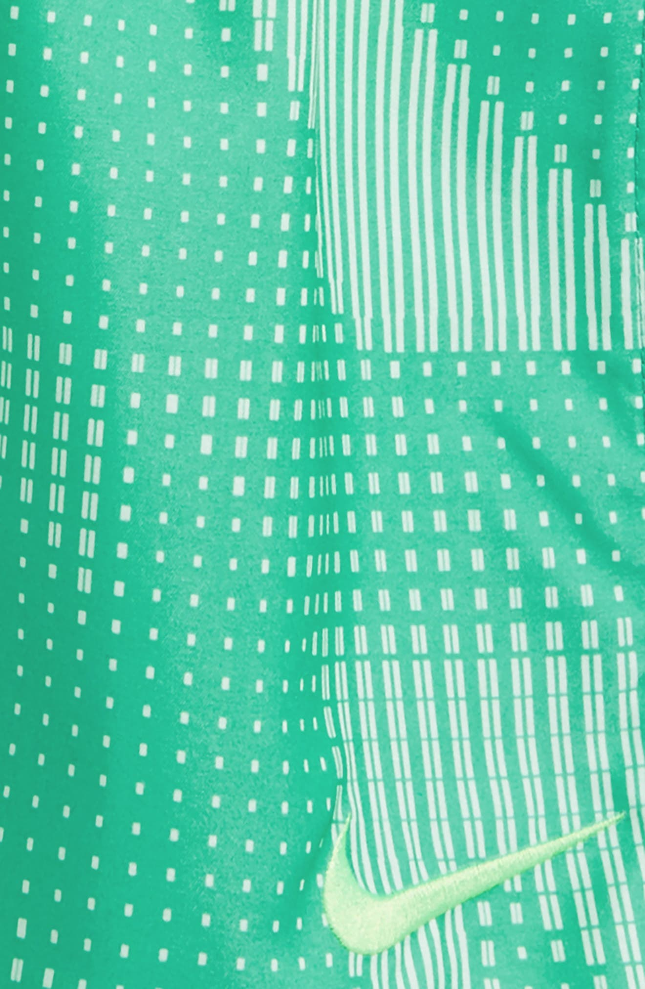 Diverge Volley Shorts,                             Alternate thumbnail 2, color,                             Green Strike