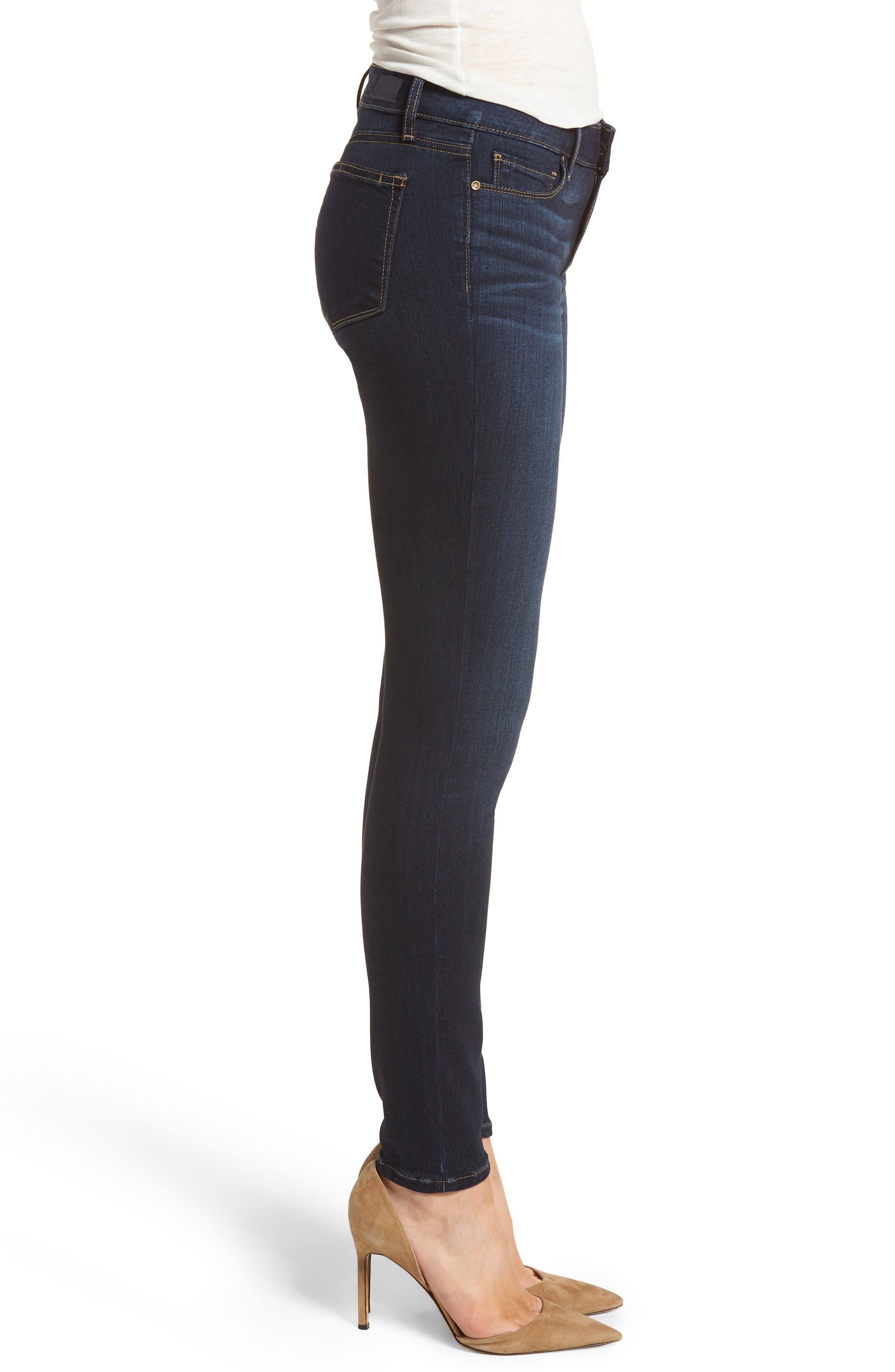 Transcend - Verdugo Ultra Skinny Jeans,                             Alternate thumbnail 3, color,                             Koda