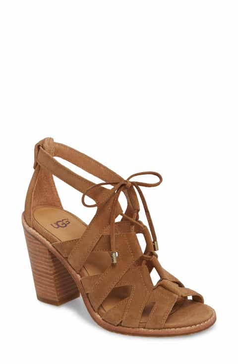 Lace-Up Heels & High-Heel Shoes for Women | Nordstrom