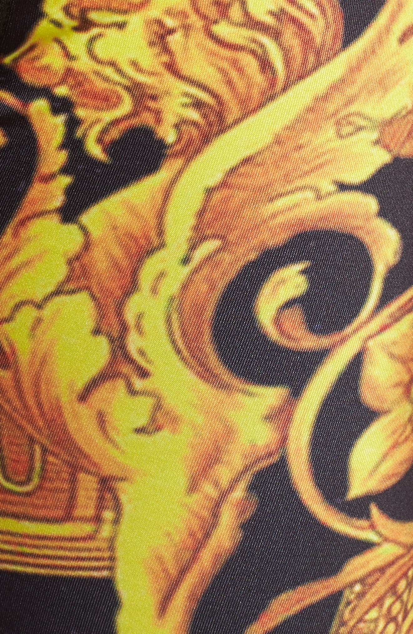 Gold Sace Boxer Briefs,                             Alternate thumbnail 5, color,                             Gold