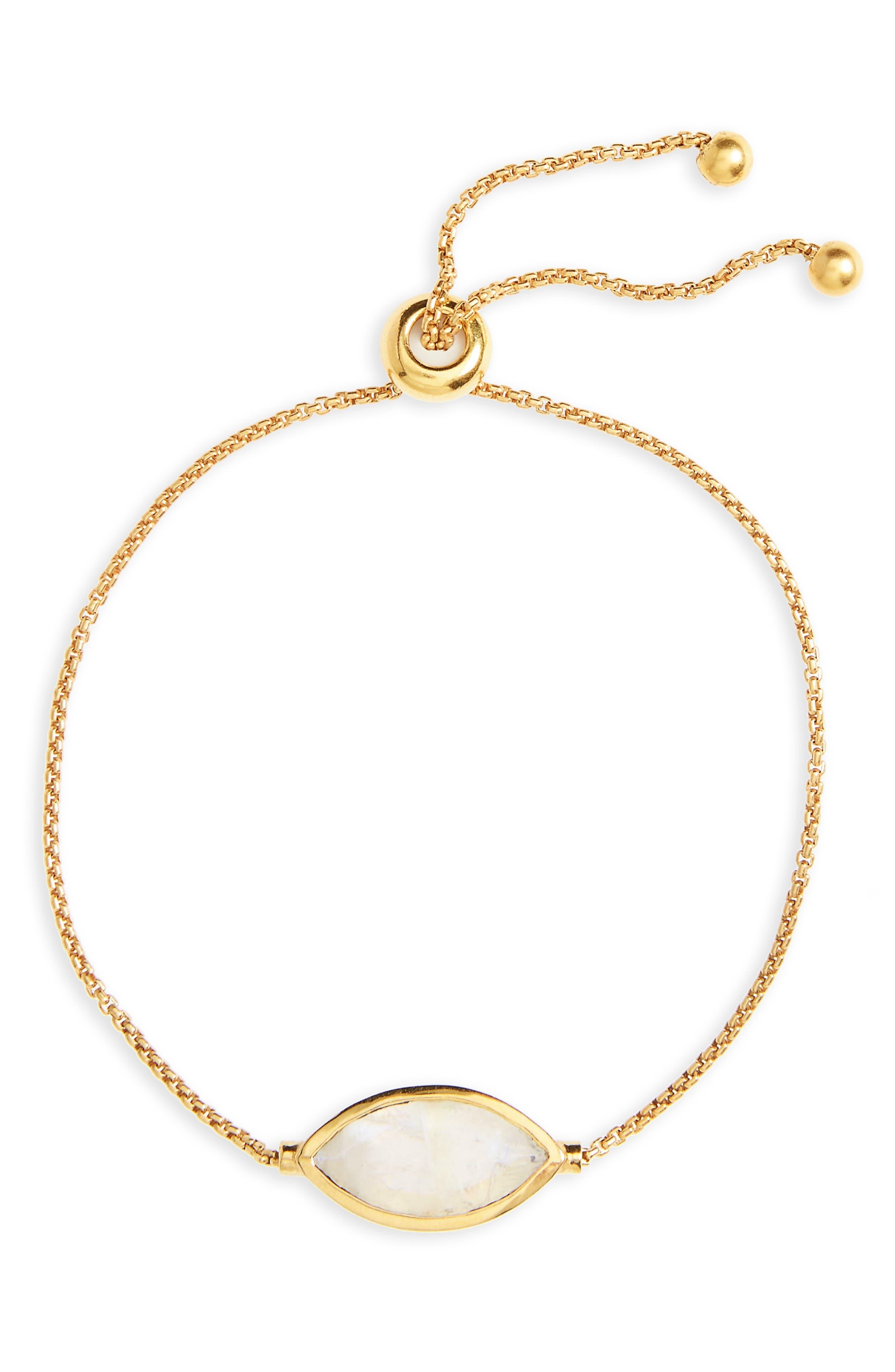 Dean Davidson Lotus Chain Bracelet