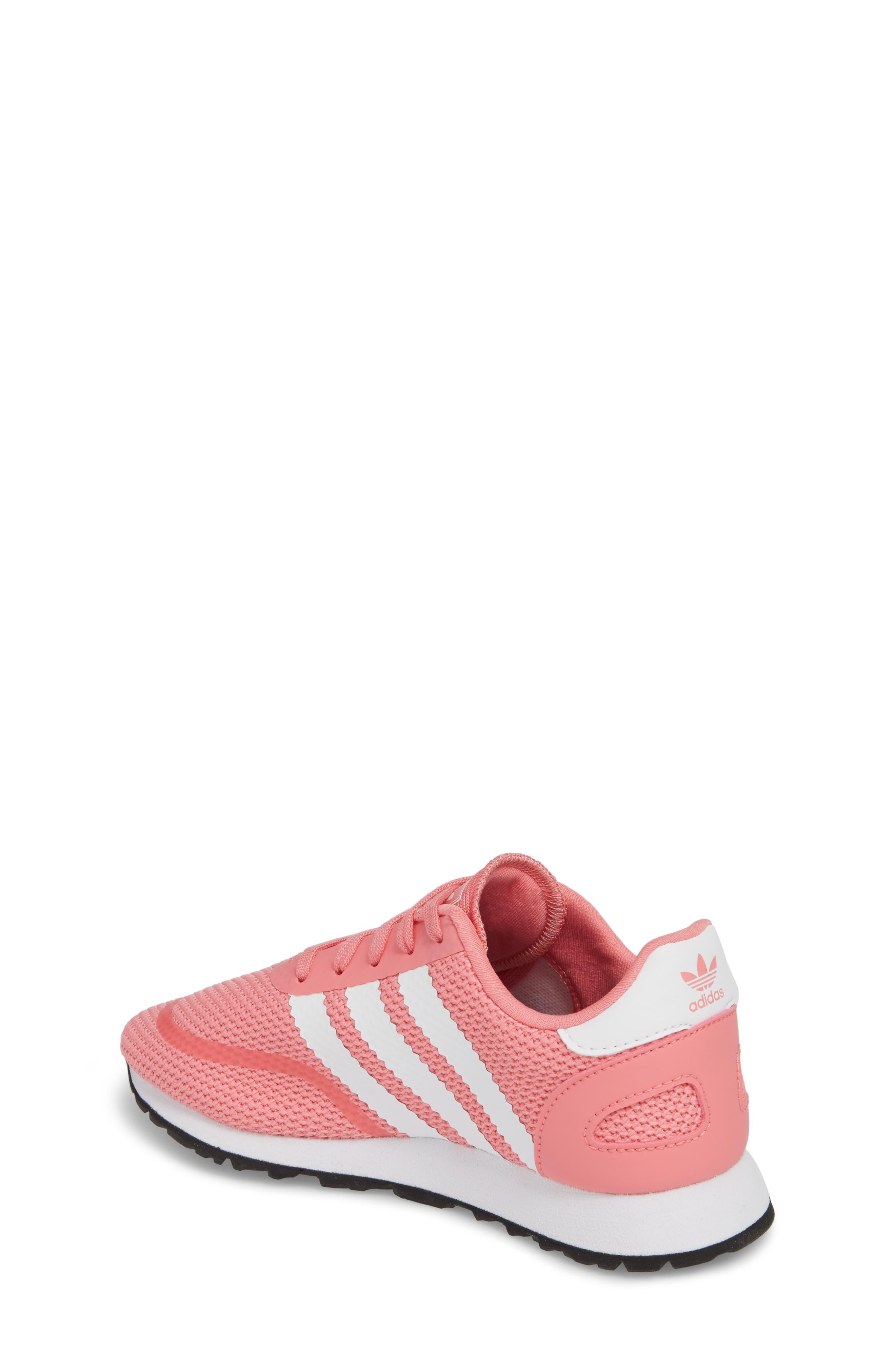 N-5923 Sneaker,                             Alternate thumbnail 2, color,                             Chalk Pink / White / White