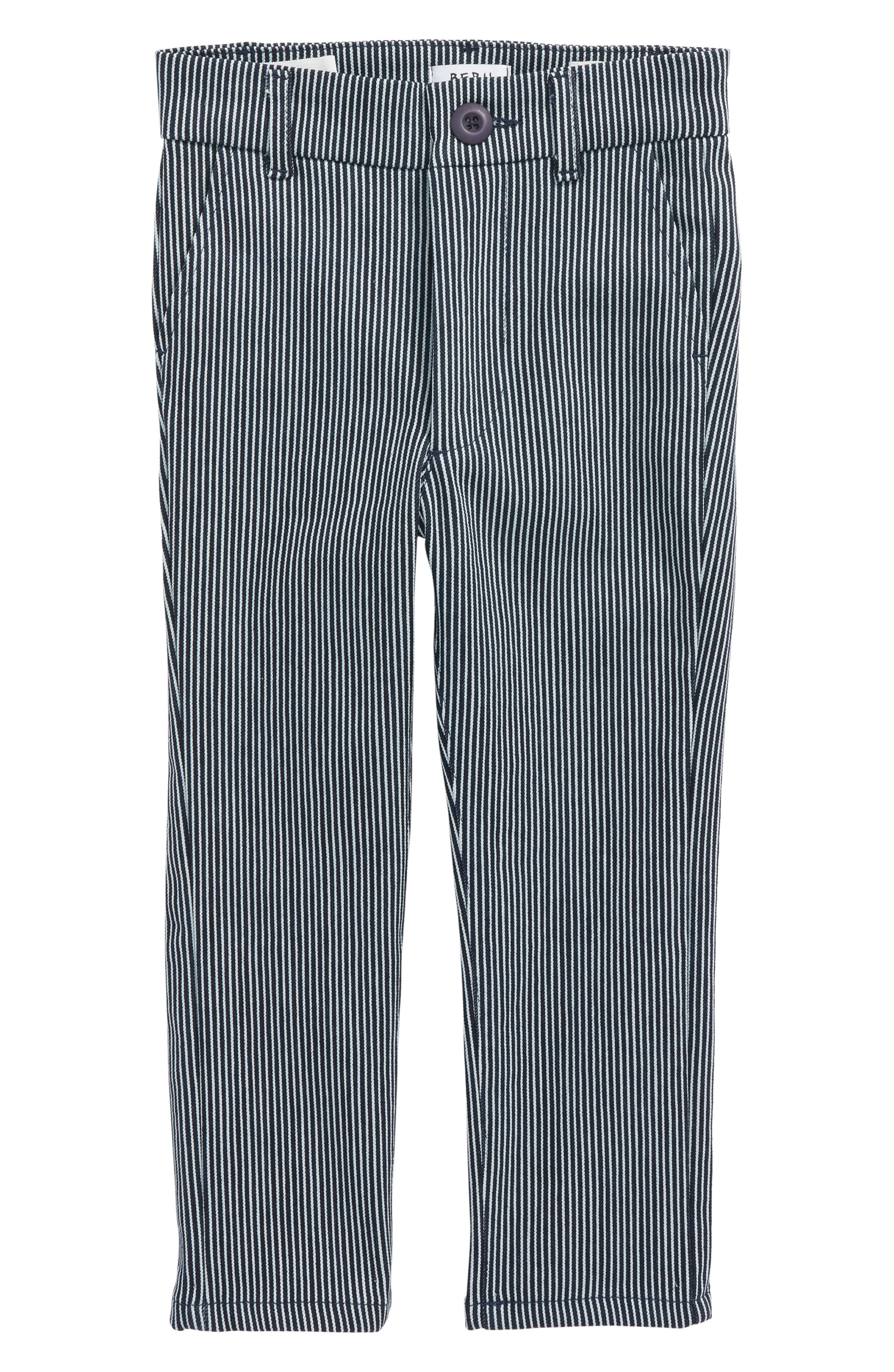 Alternate Image 1 Selected - Beru Cameron Stripe Woven Pants (Toddler Boys & Little Boys)