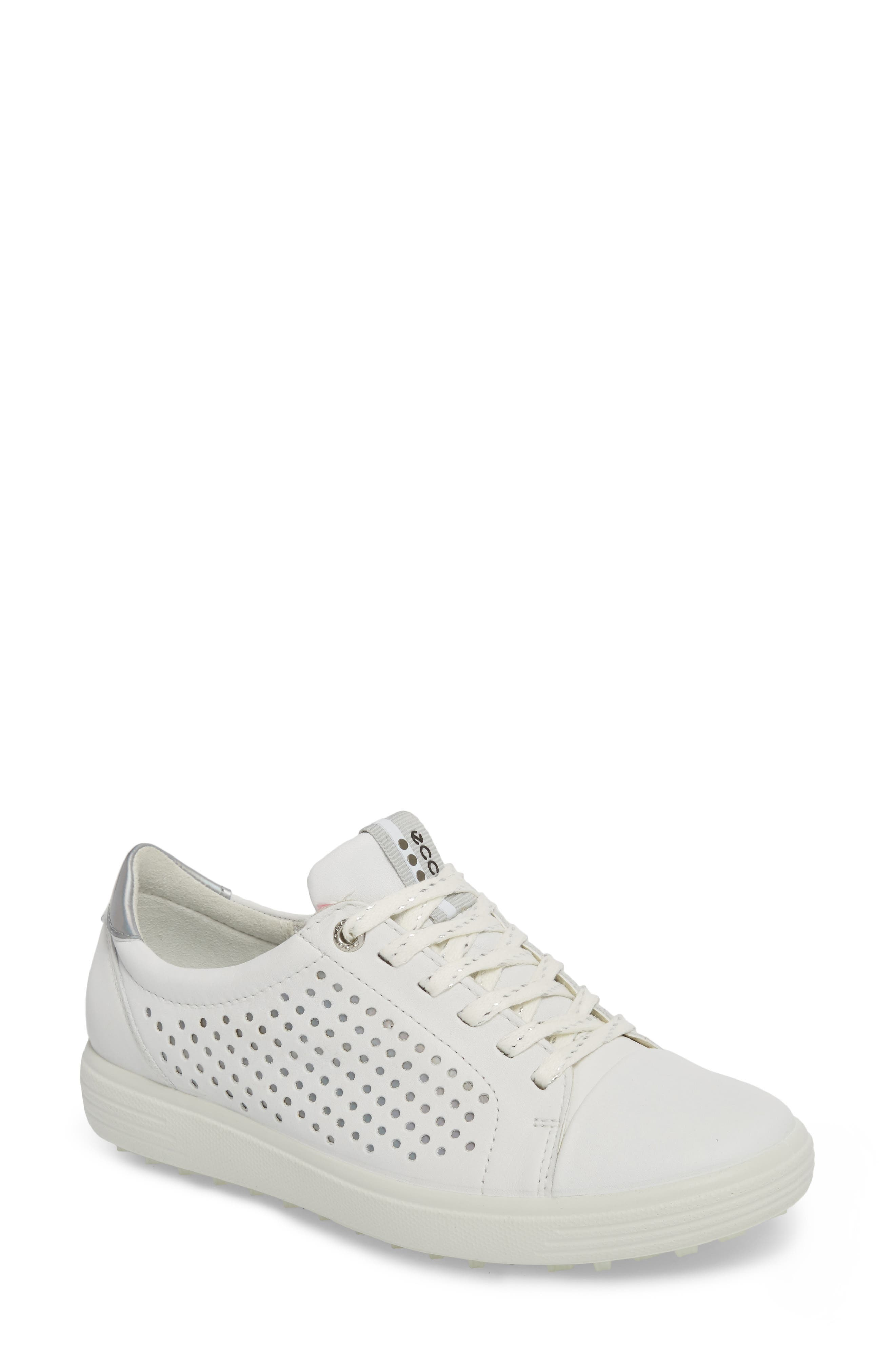 ECCO Casual Hybrid Water-Repellent Golf Shoe (Women)