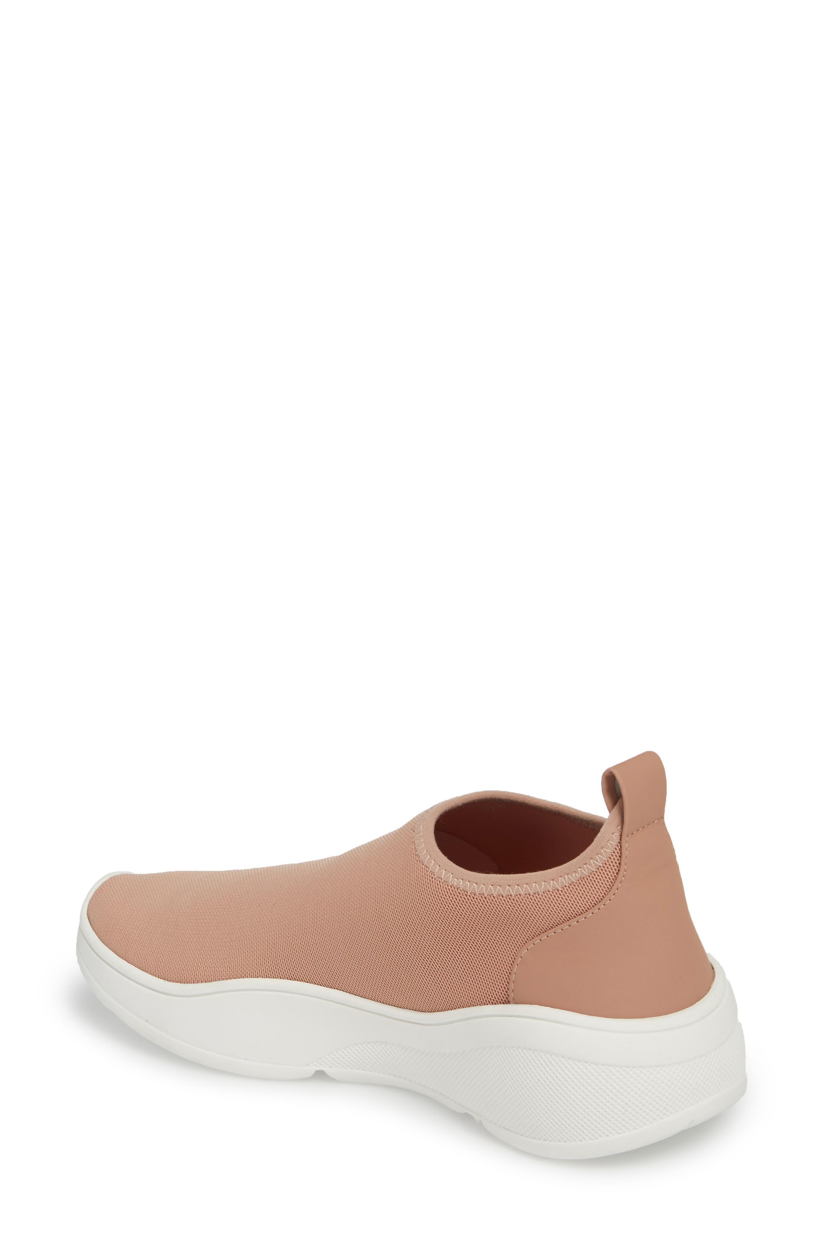 Floren Slip-On Sneaker,                             Alternate thumbnail 2, color,                             Blush