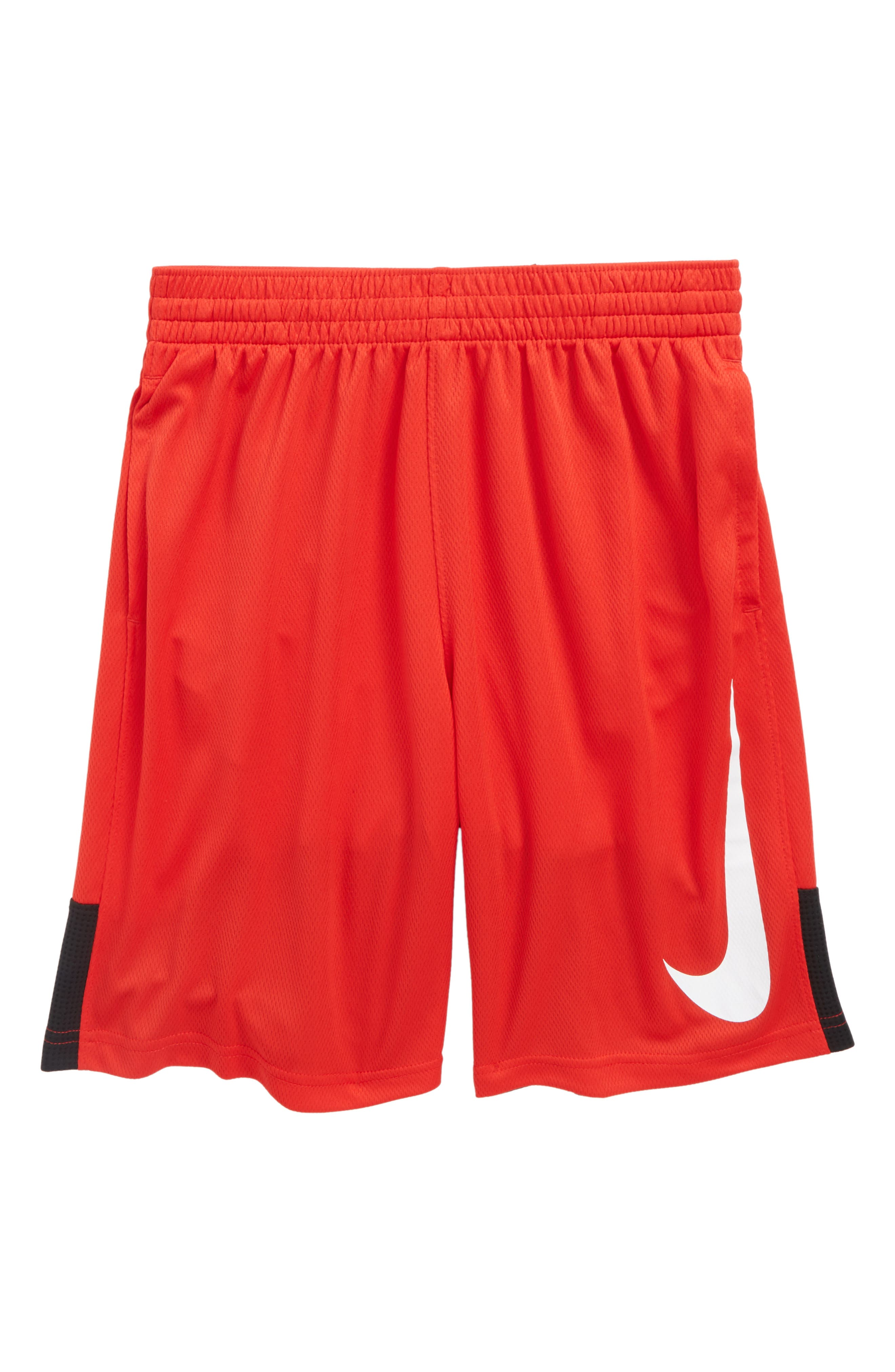 Dry Shorts,                         Main,                         color, University Red/ Black