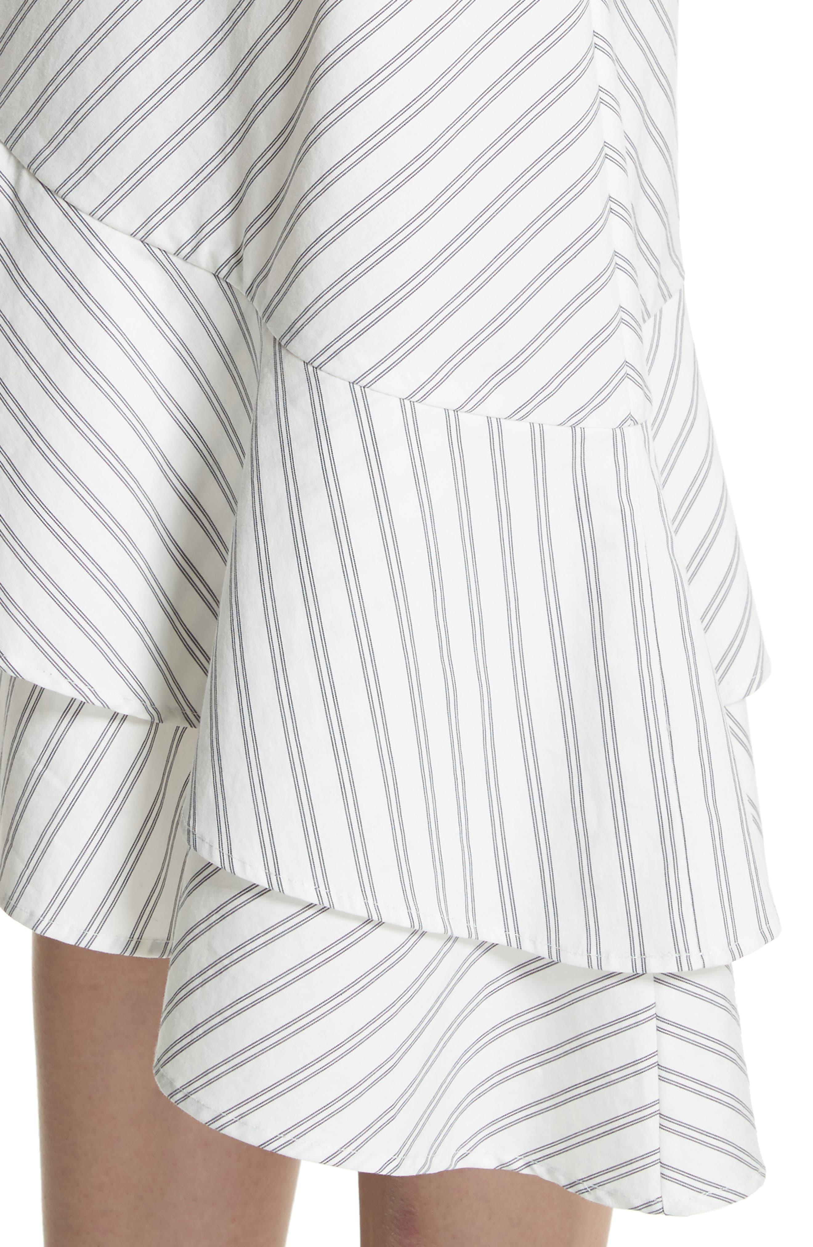 Yenene Skirt,                             Alternate thumbnail 4, color,                             Porcelain