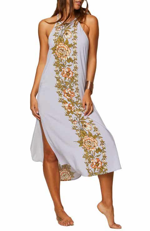 O'Neill Mayson Cover-Up Midi Dress