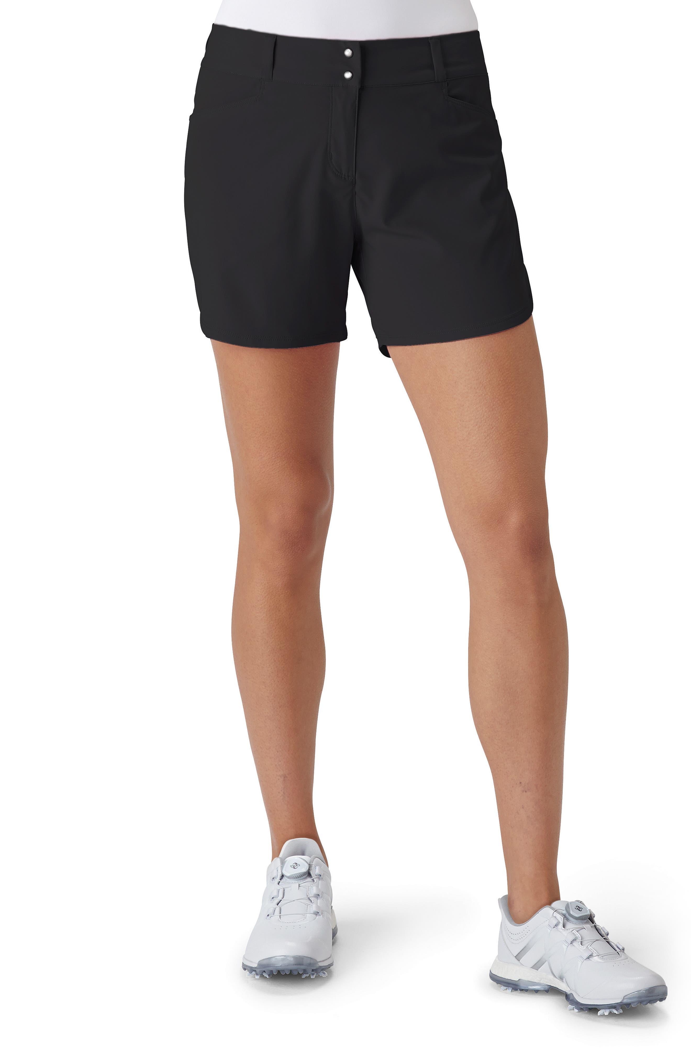 Essentials Shorts,                         Main,                         color, Black