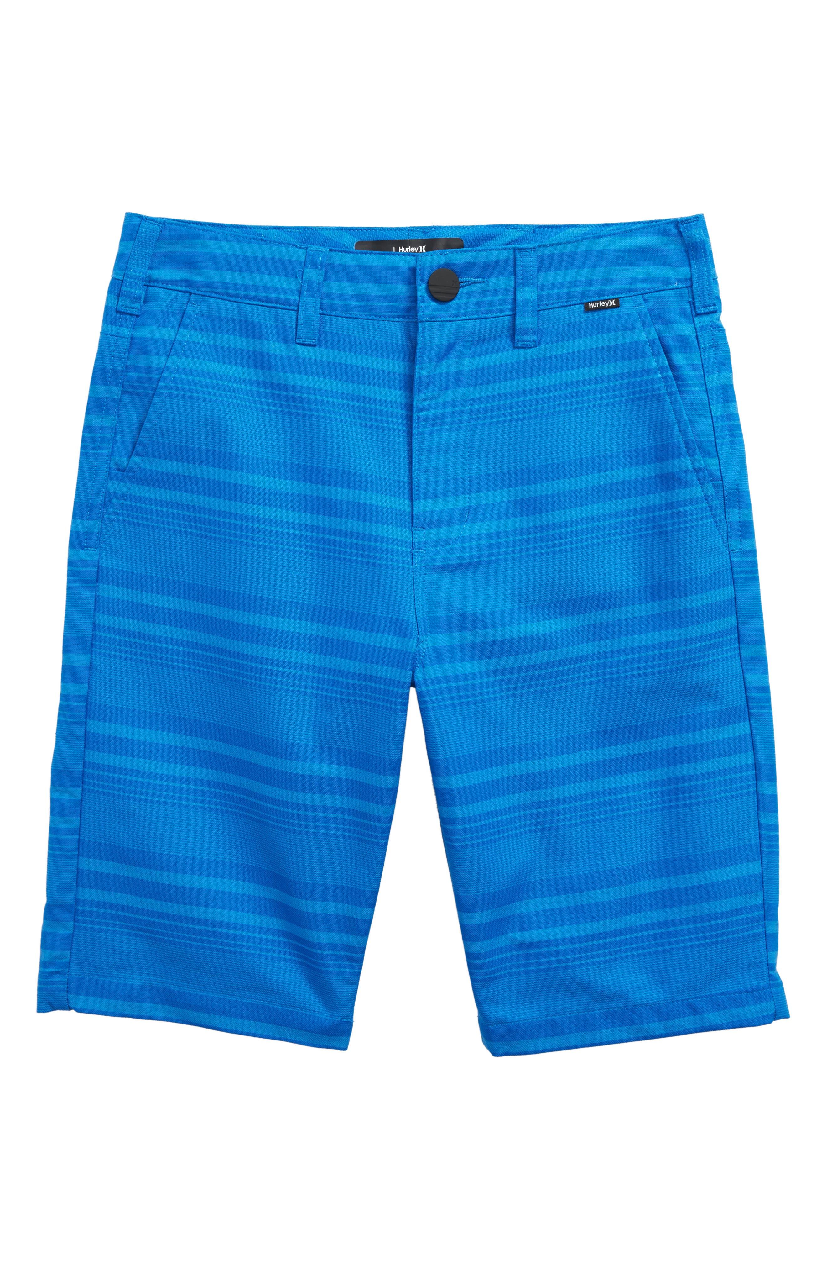 Jones Hybrid Shorts,                         Main,                         color, Fountain Blue