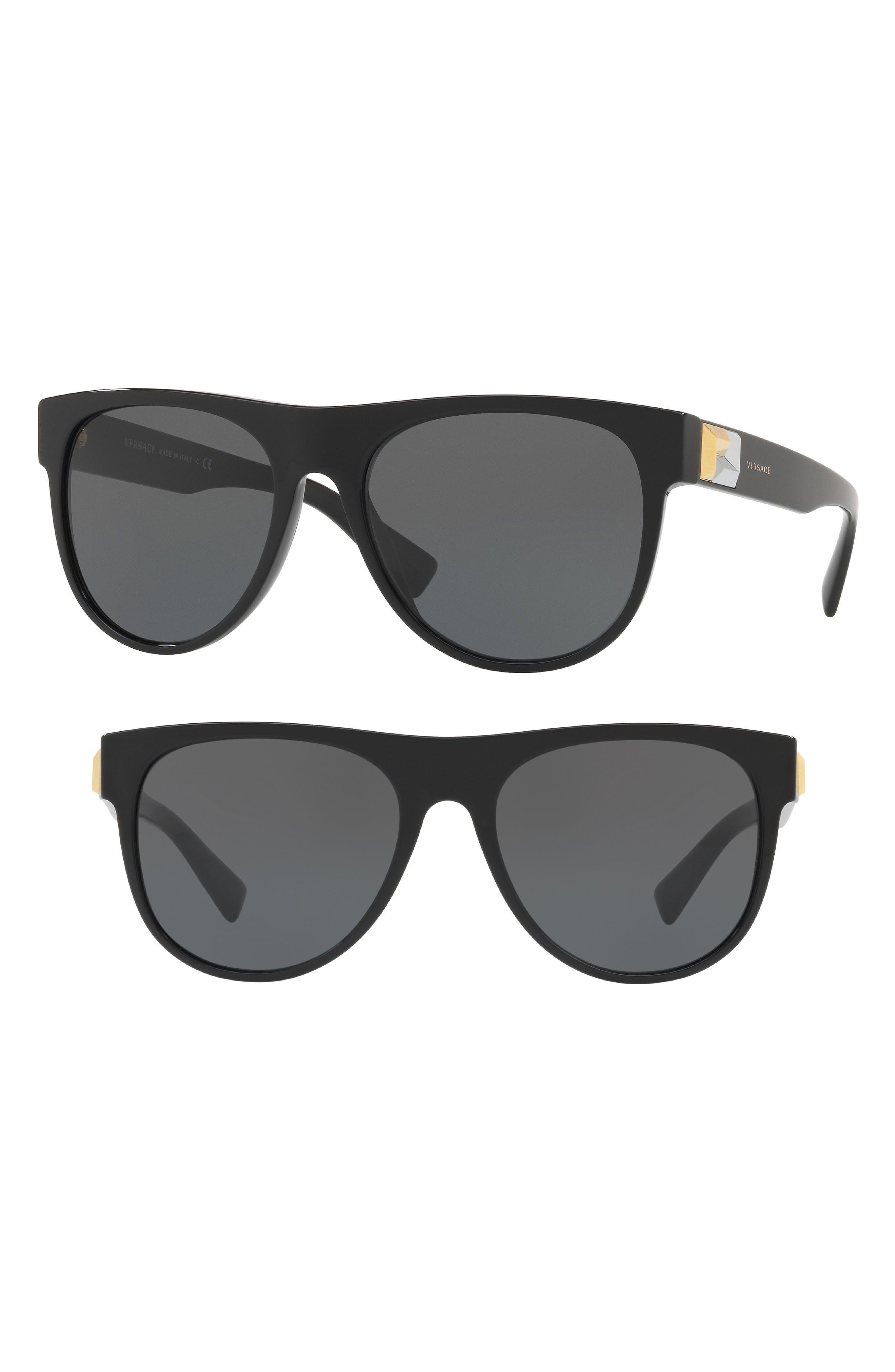 Versace Greca 57mm Sunglasses