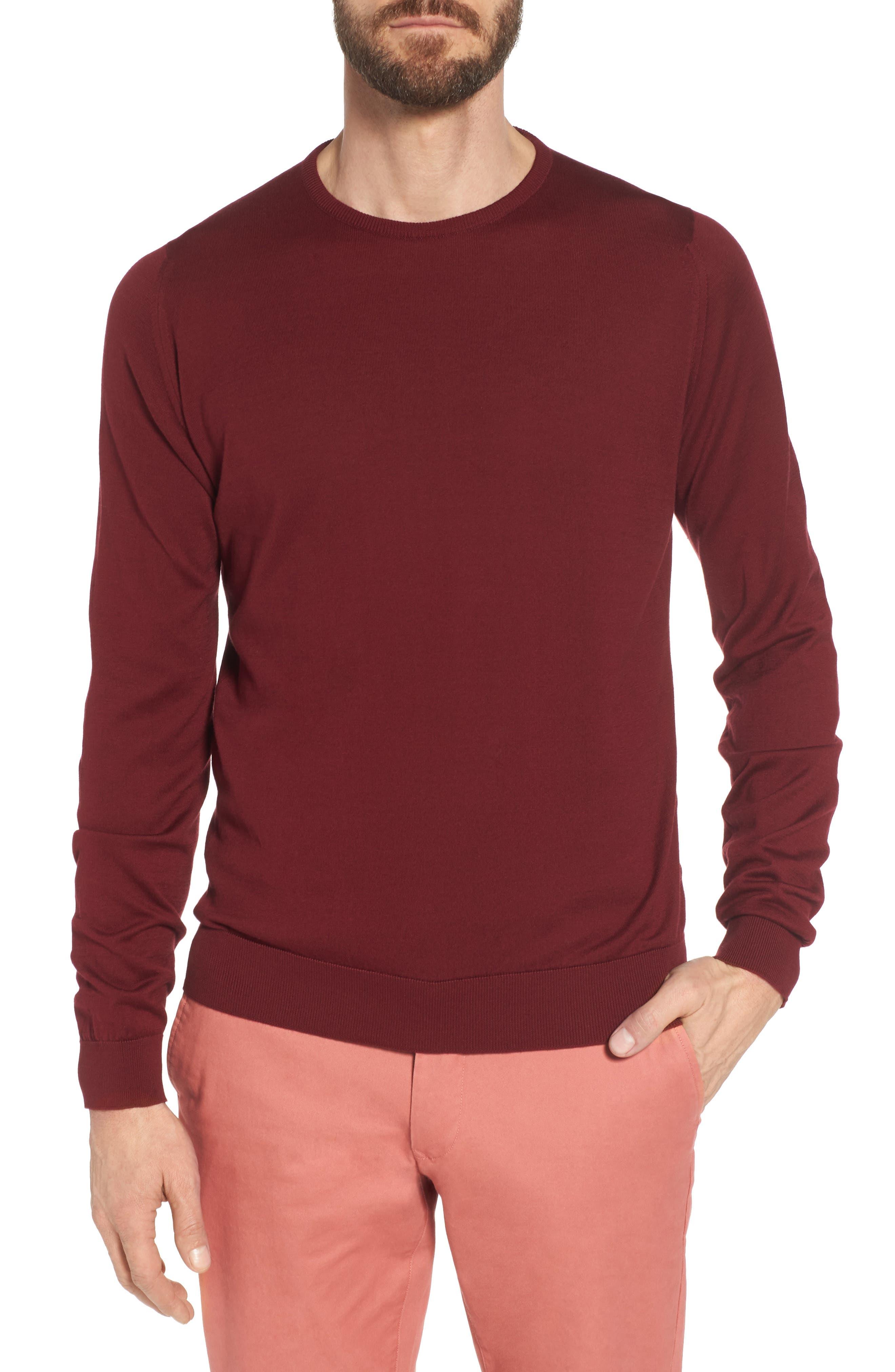 John Smedley Crewneck Sweater