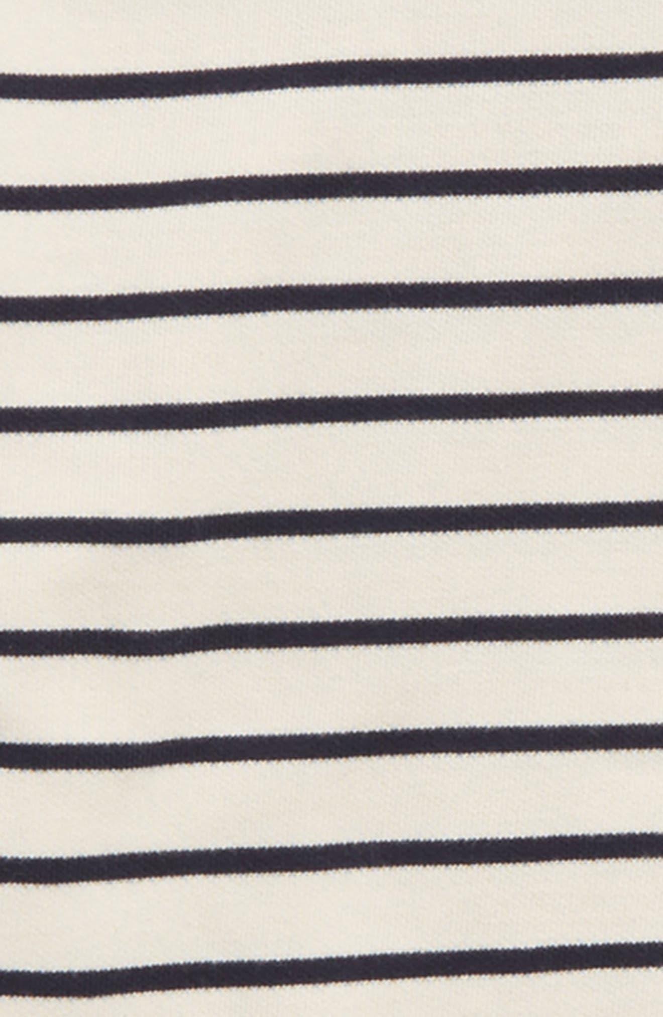 James Stripe Hoodie,                             Alternate thumbnail 2, color,                             Mountain White