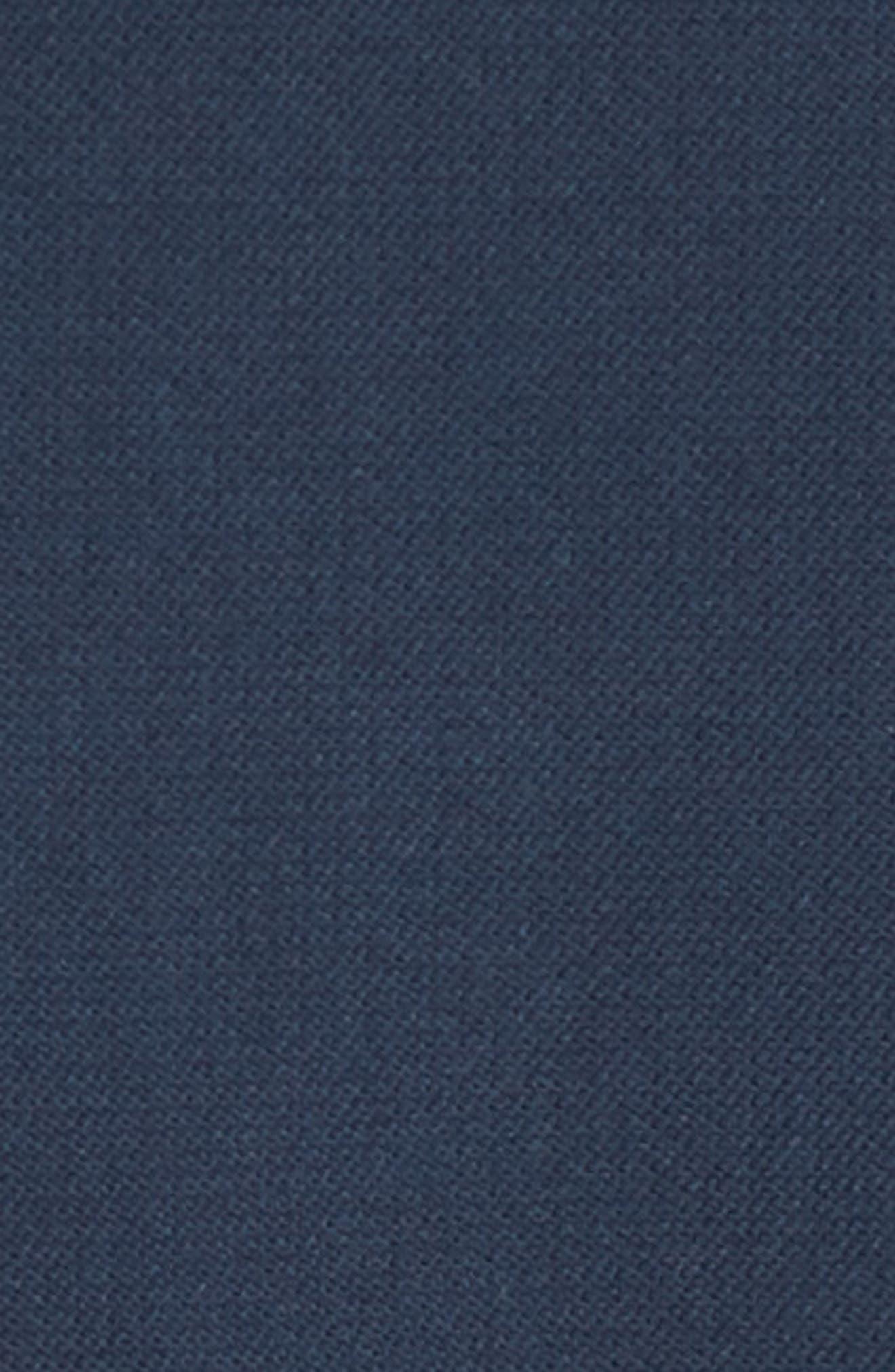 Key Best Camp Shirt,                             Alternate thumbnail 5, color,                             Midnight