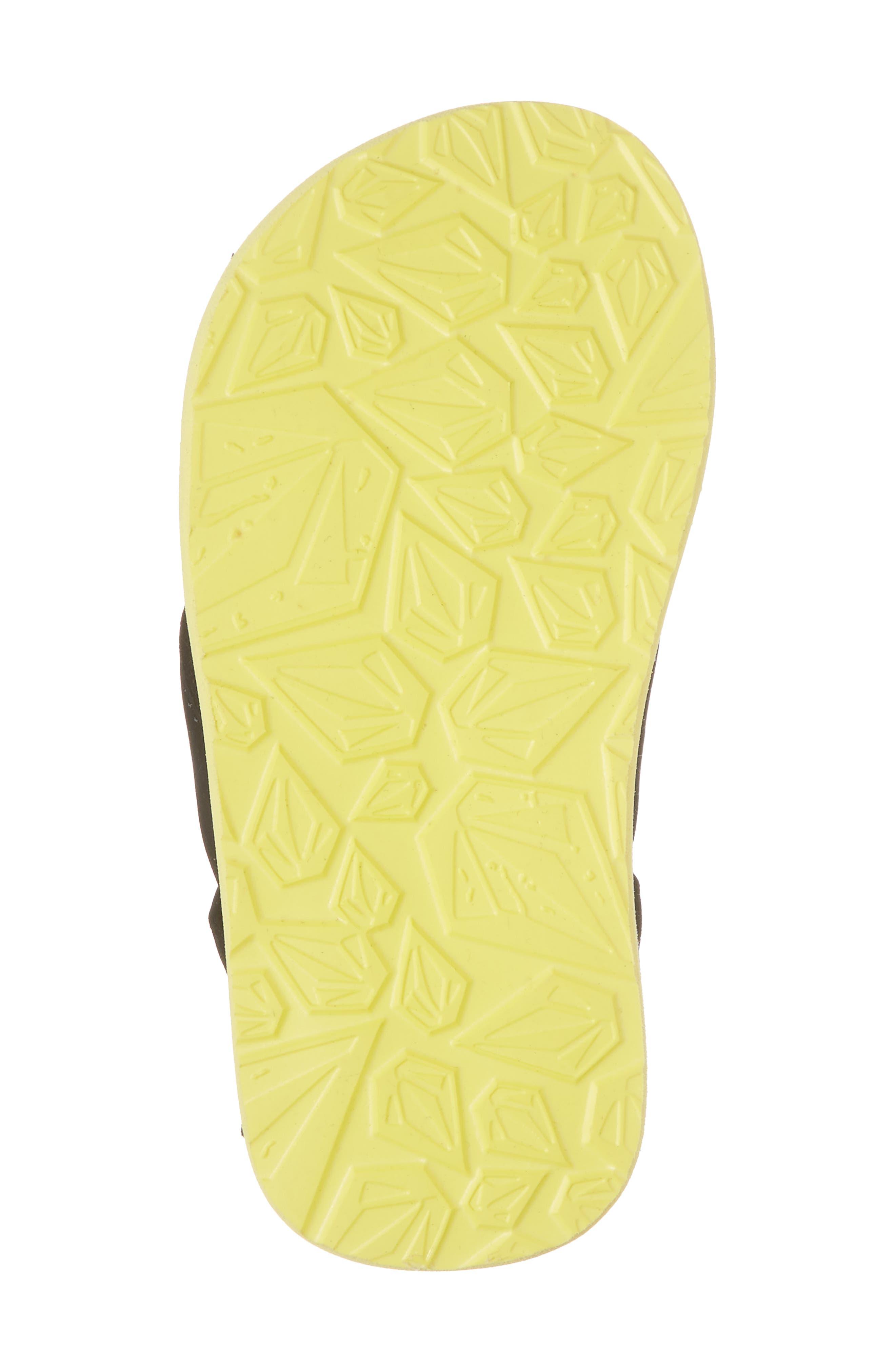 'Recliner' Flip Flop,                             Alternate thumbnail 6, color,                             Slf