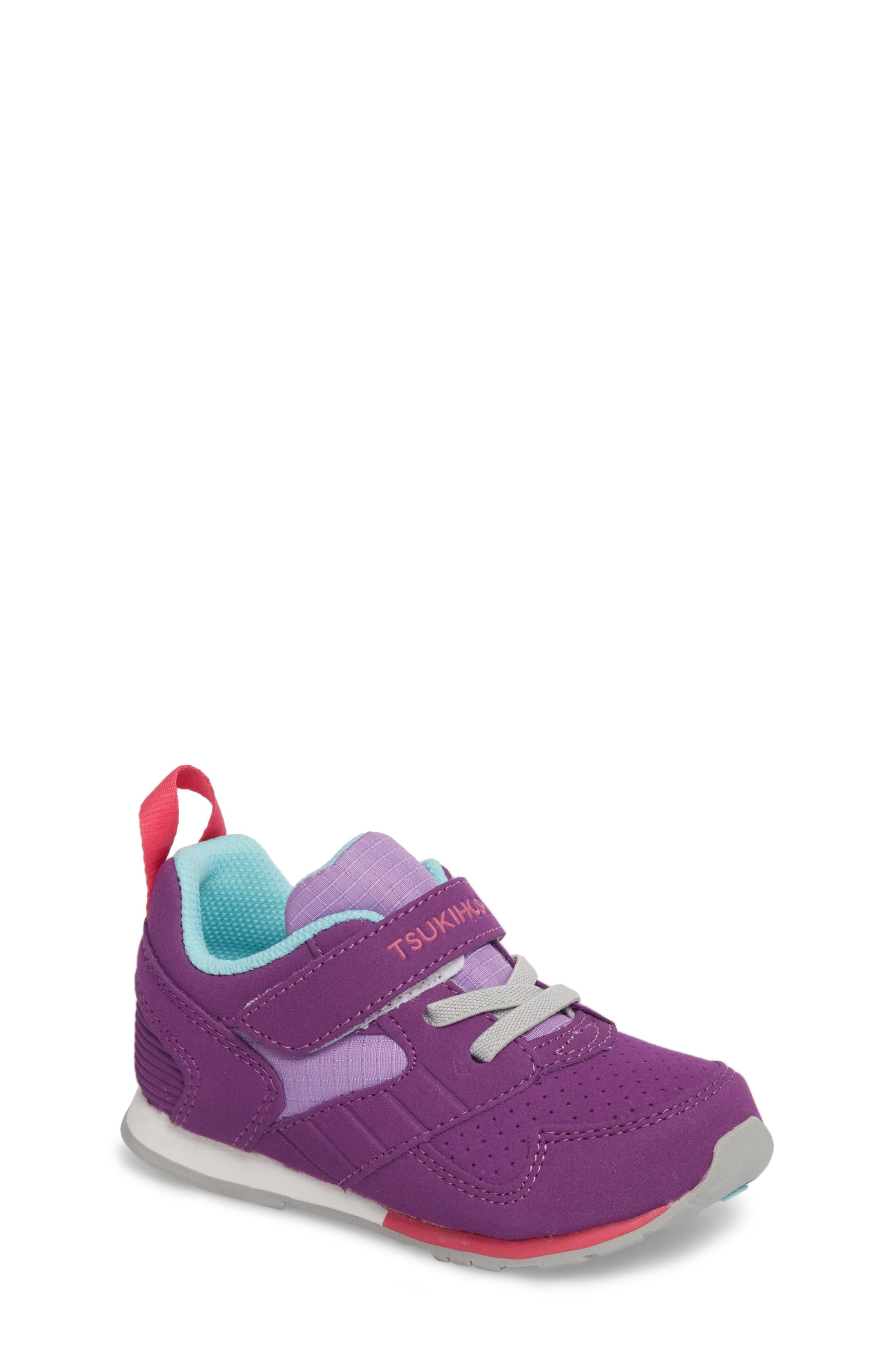 Alternate Image 1 Selected - Tsukihoshi Racer Washable Sneaker (Walker, Toddler & Little Kid)