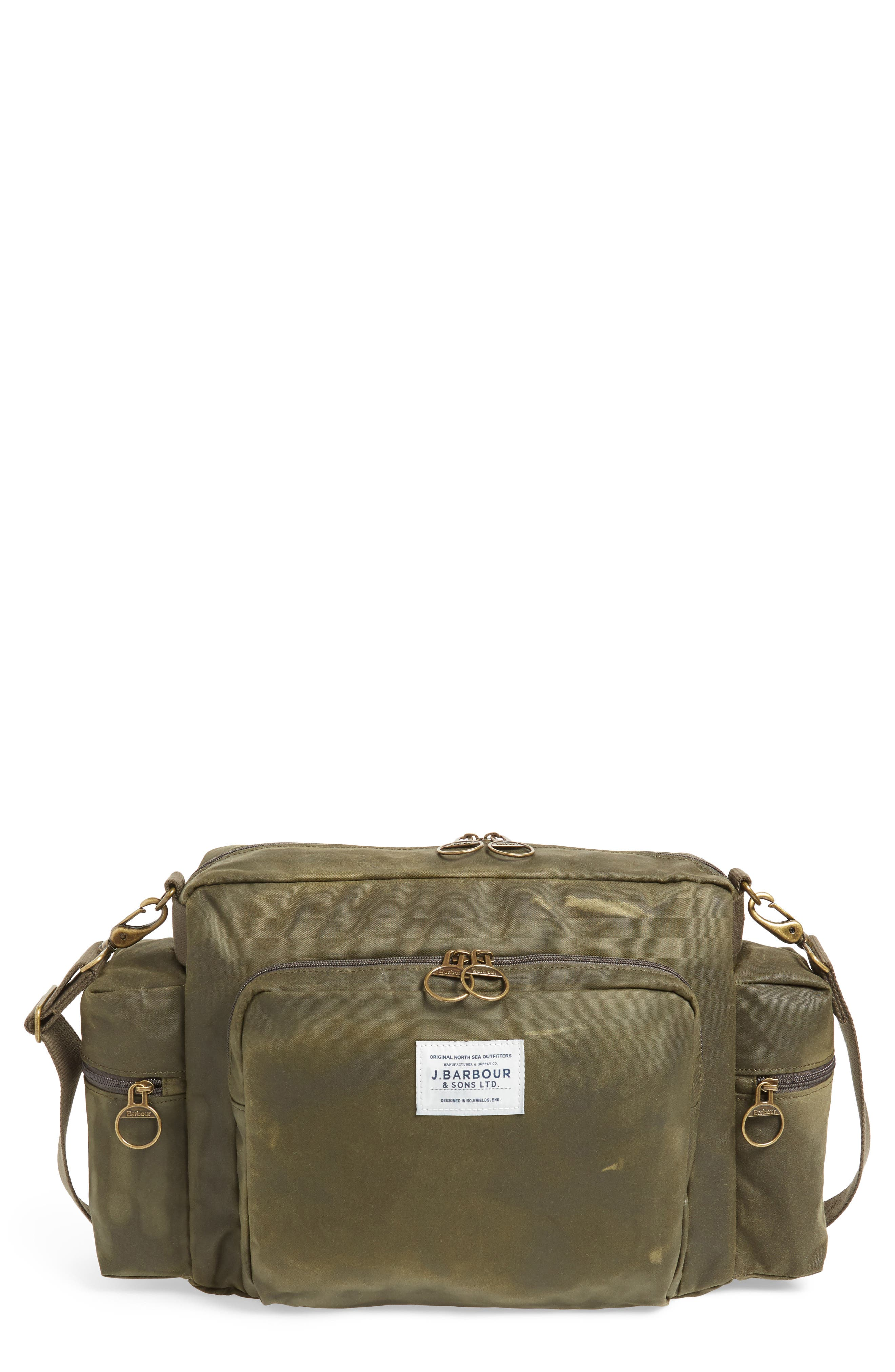 Barbour Archive Business Bag